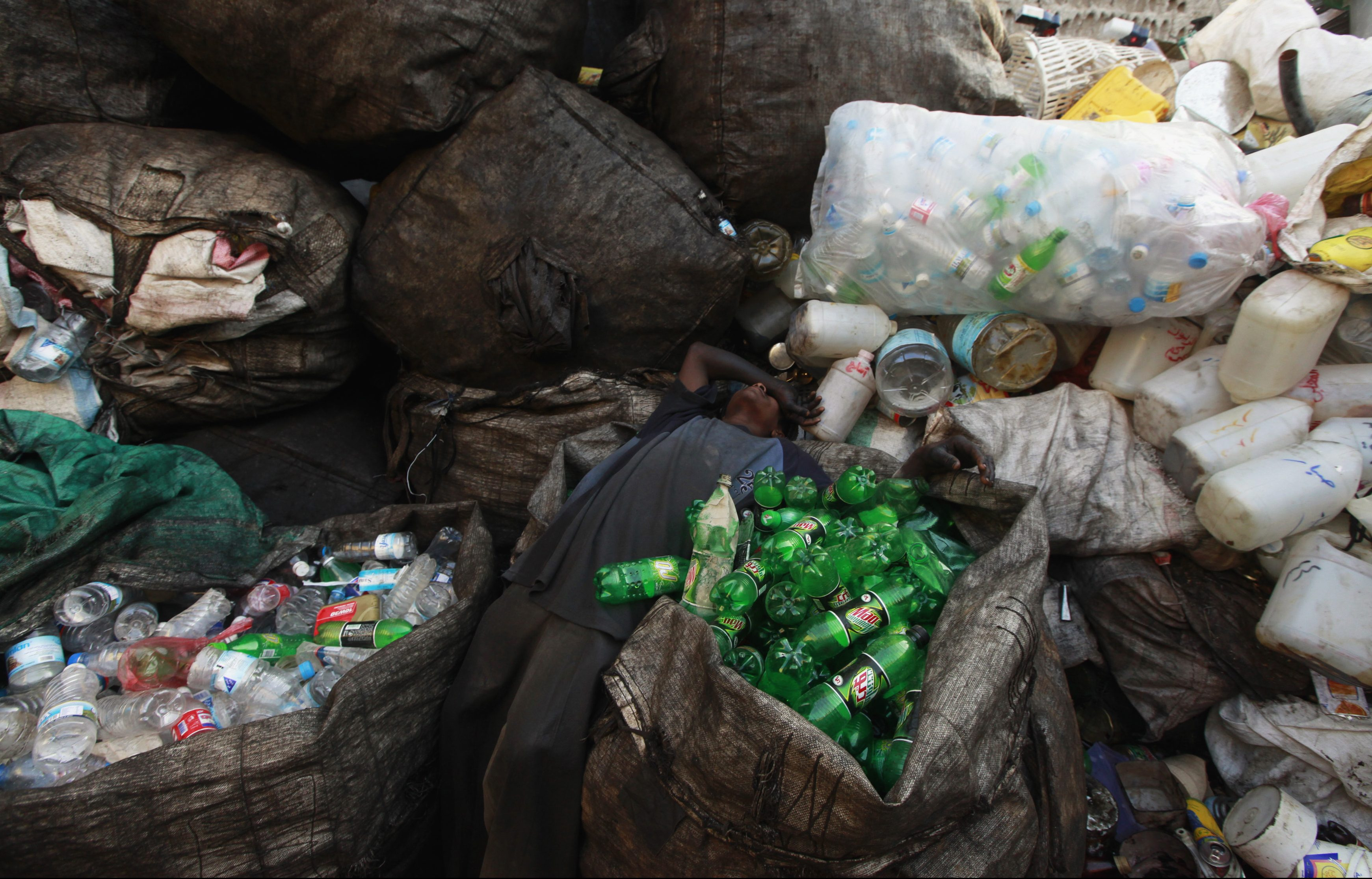 India's plastic waste crisis is too big, even for Modi