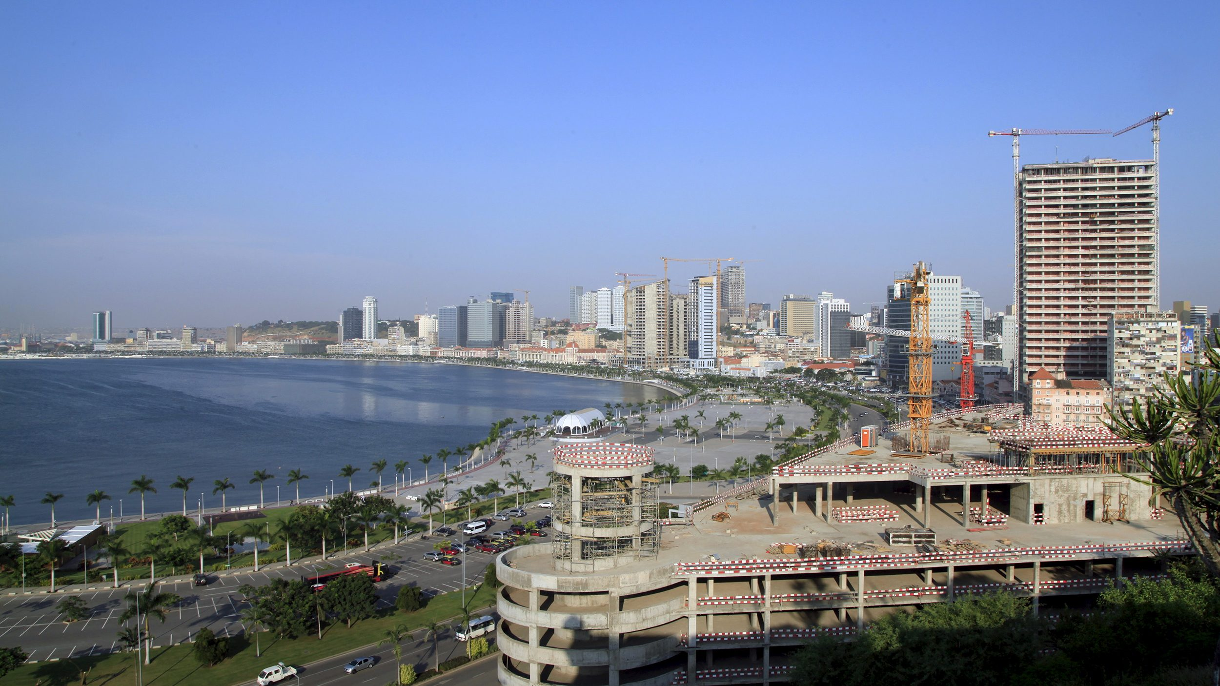 Most expensive city in Africa in Chad, Kinshasa, Lagos, Luanda