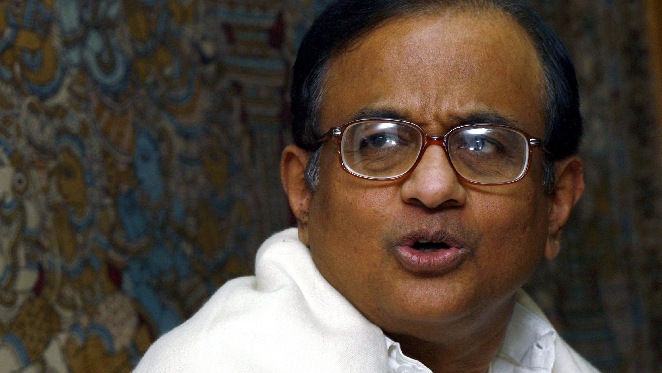 India's former finance minister P Chidambaram arrested