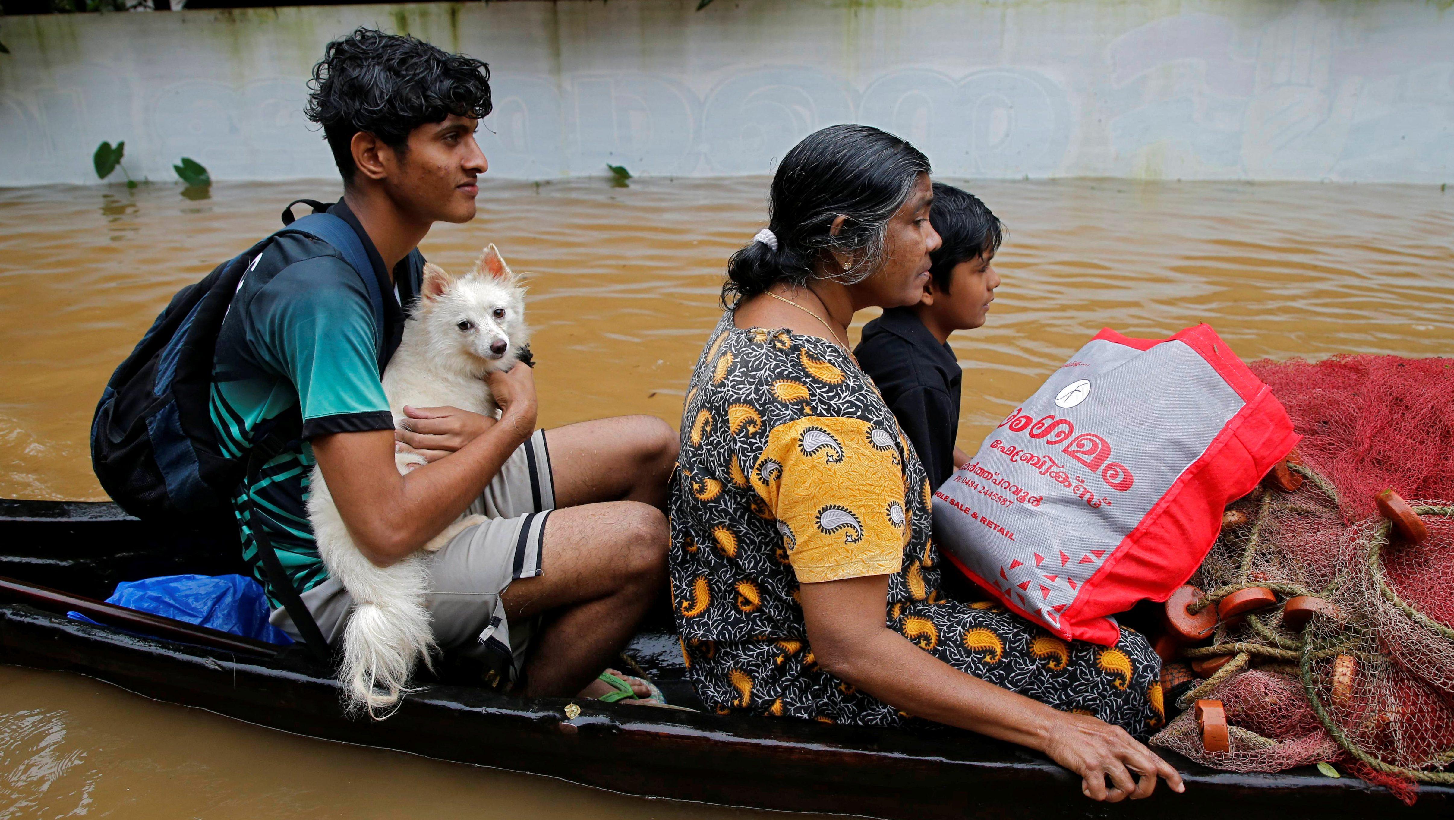 Indian monsoon, flood update from Punjab, Assam, Kerala, Delhi