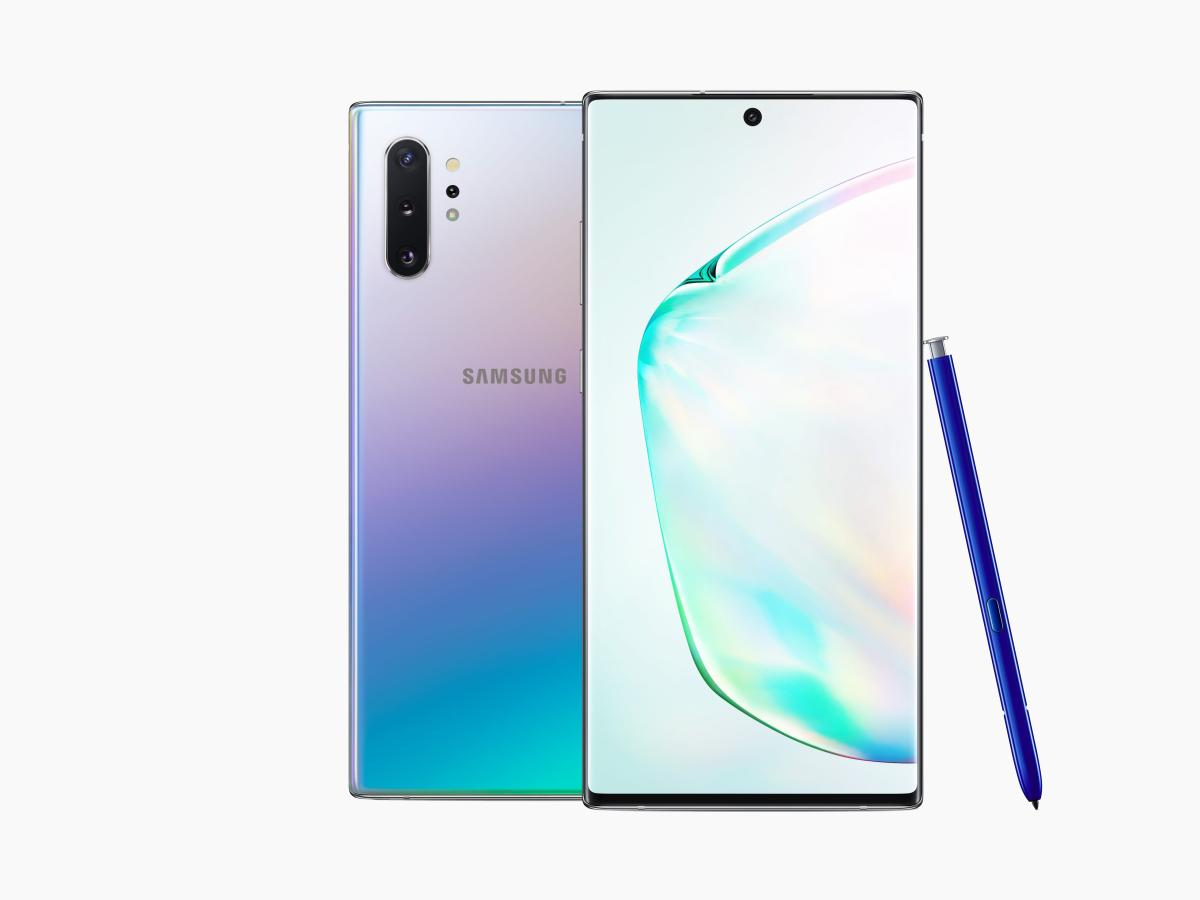 Samsung Galaxy Note10+ review: It's too much — Quartz