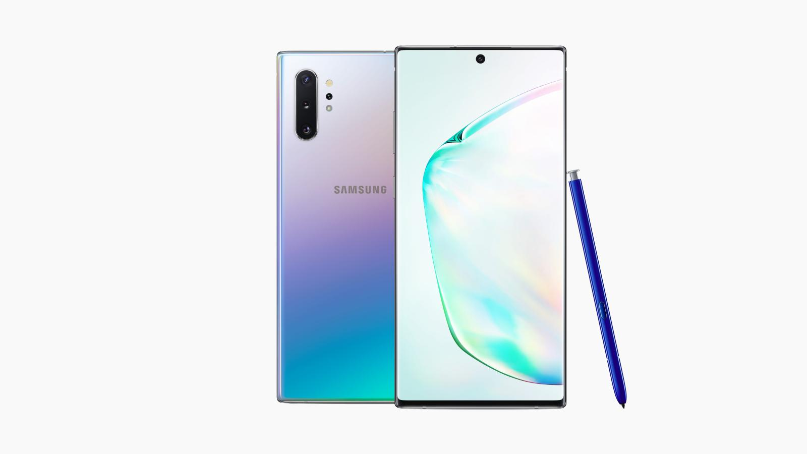 Samsung Galaxy Note10 Review It S Too Much Quartz