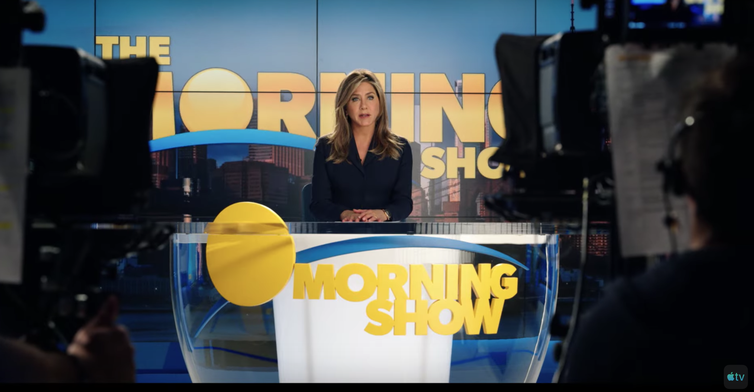 Apple's The Morning Show trailer is part of a prominent TV trend