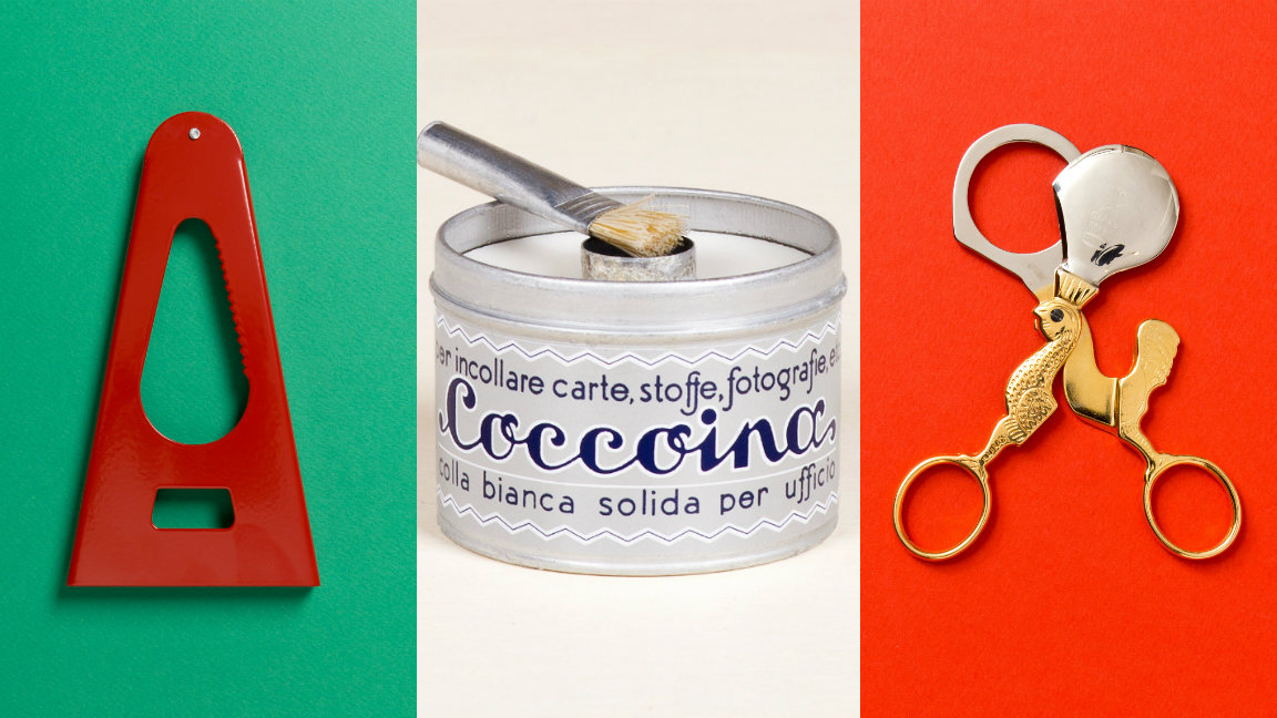 The MoMA Design Store is selling household goods from Italy
