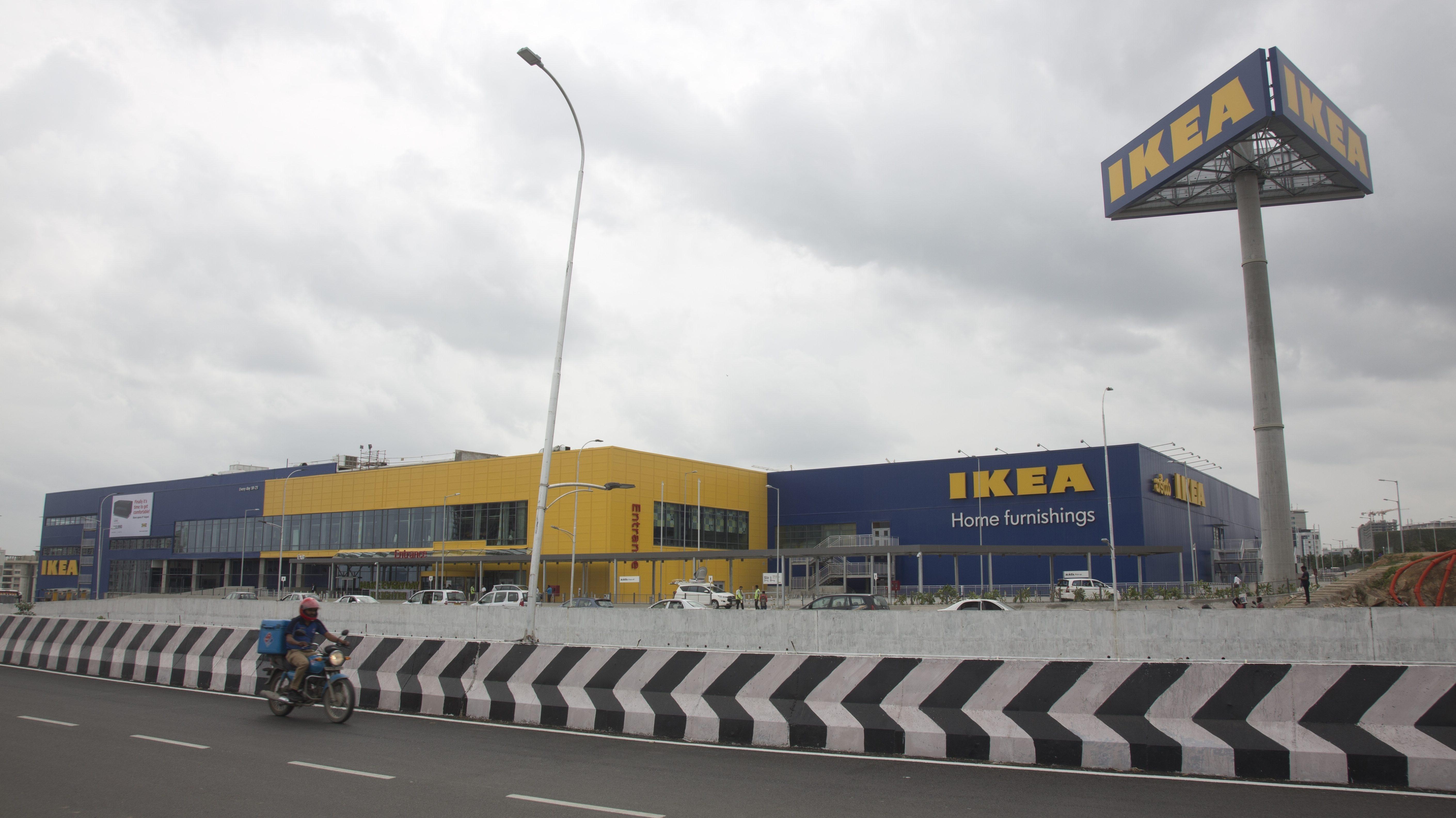 Wondrous Why Ikea India Picked Hyderabad Over Mumbai Bengaluru Inzonedesignstudio Interior Chair Design Inzonedesignstudiocom