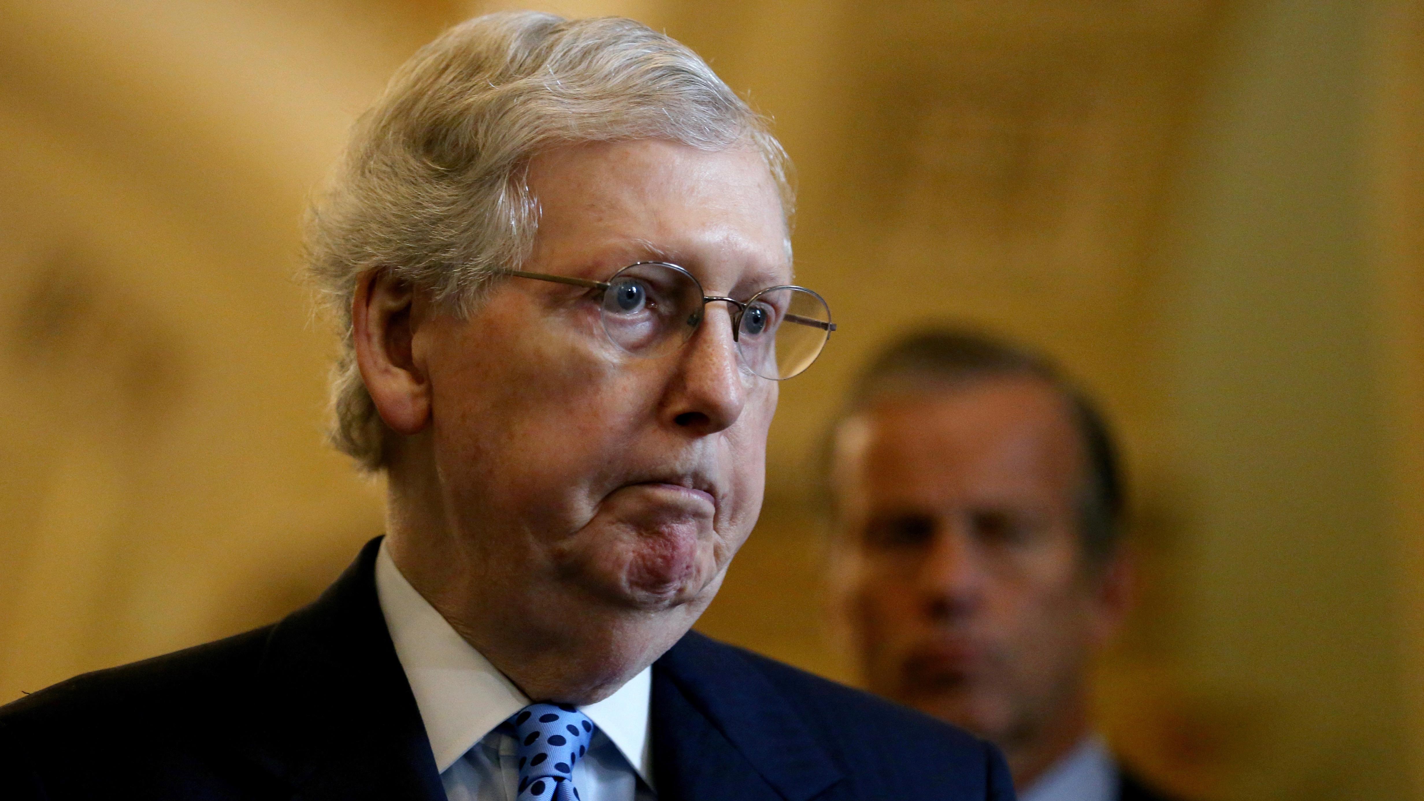 Republican senators just sent the US Supreme Court a strange letter