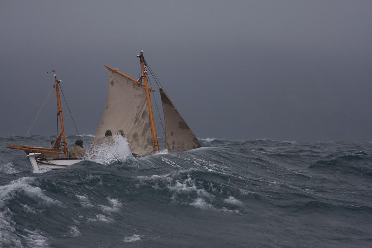 shackelton boat