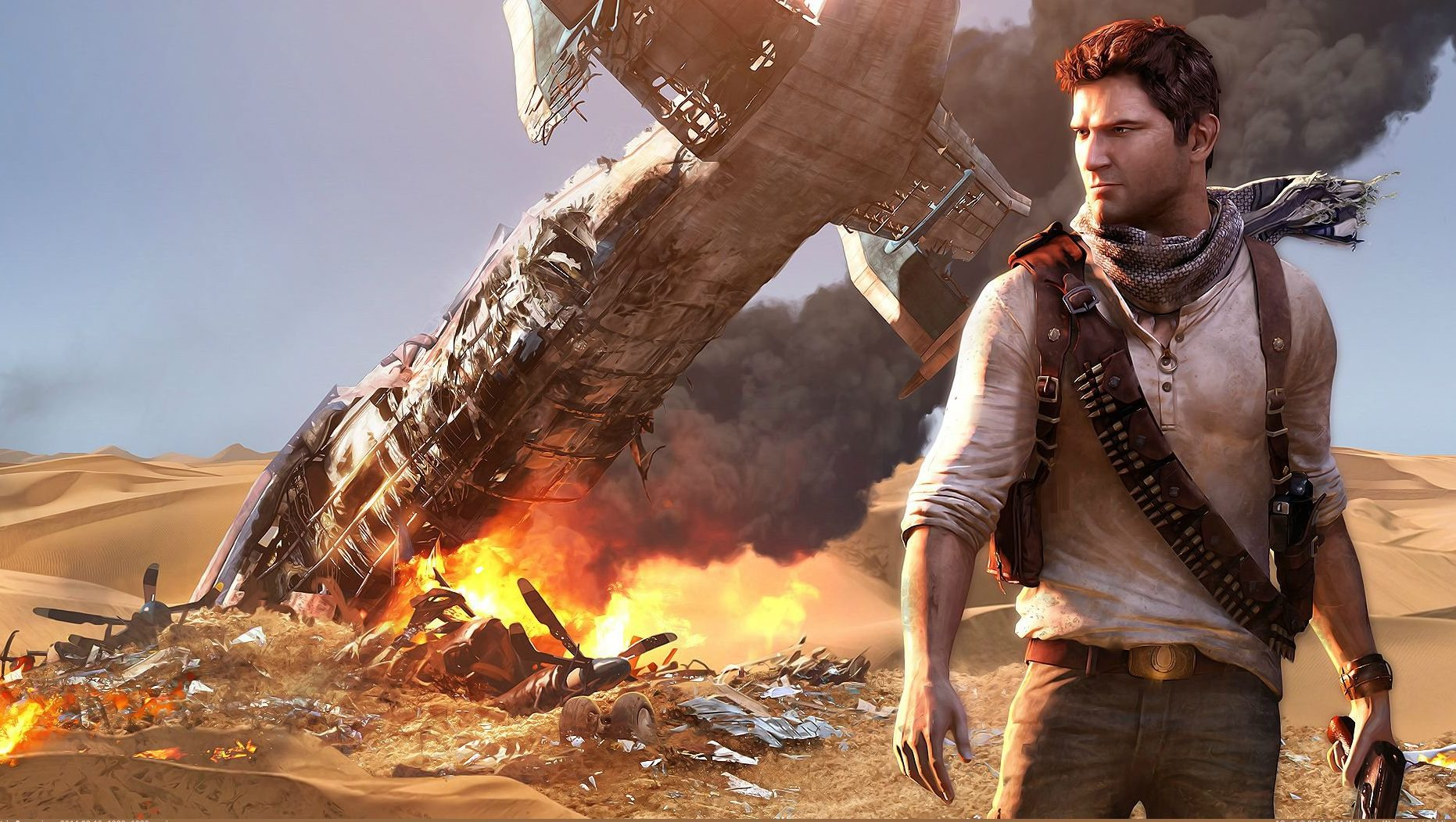 sony uncharted video game