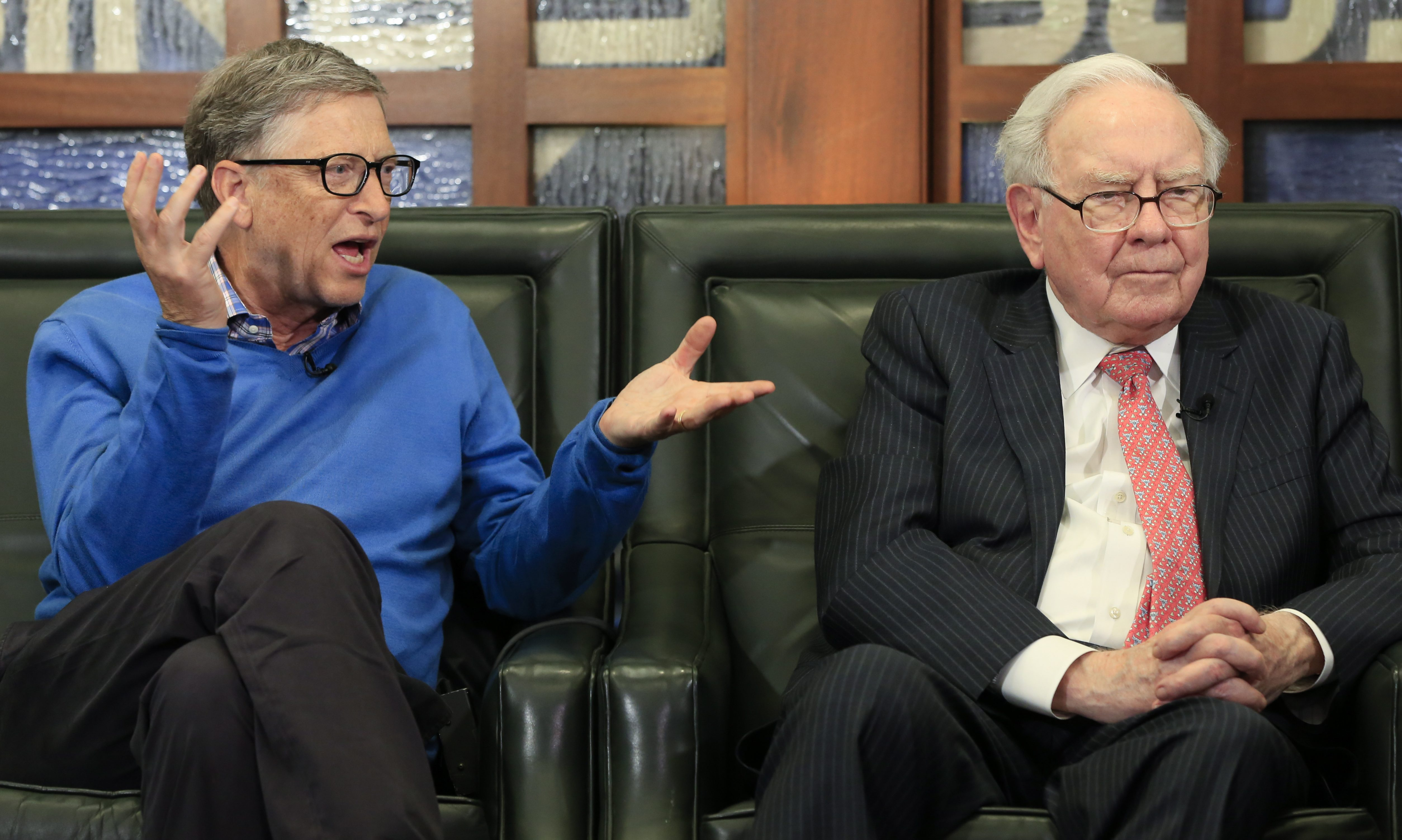 Bill Gates on the limitations of corporate purpose