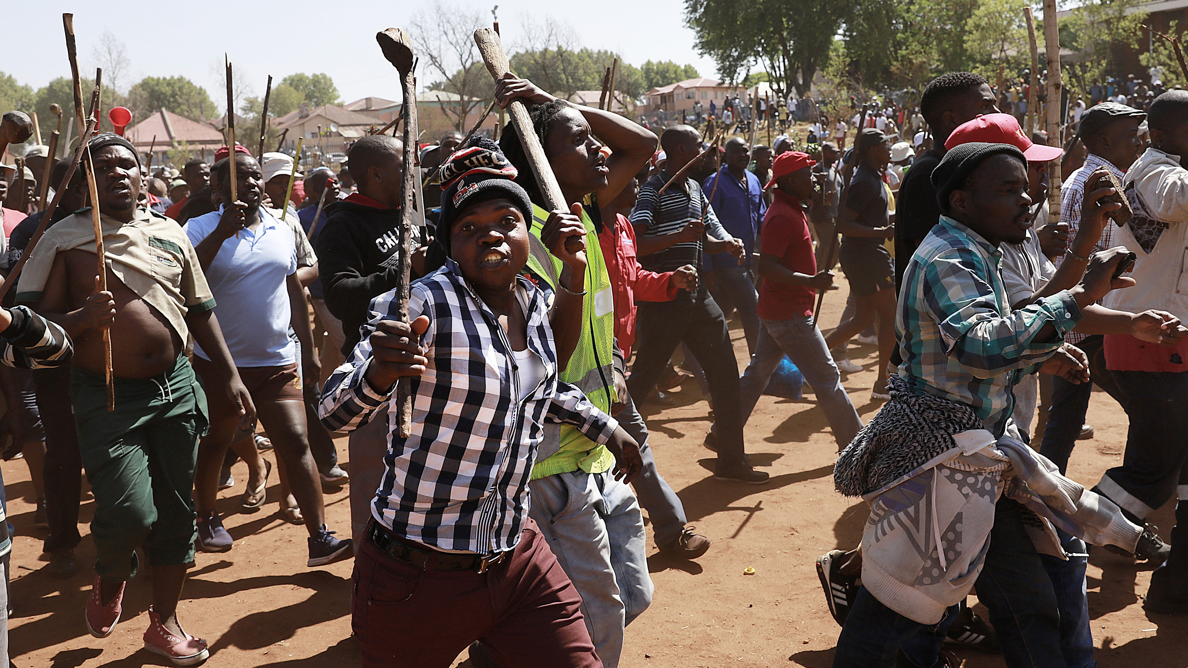 How South Africa xenophobia attacks on Africans is driven