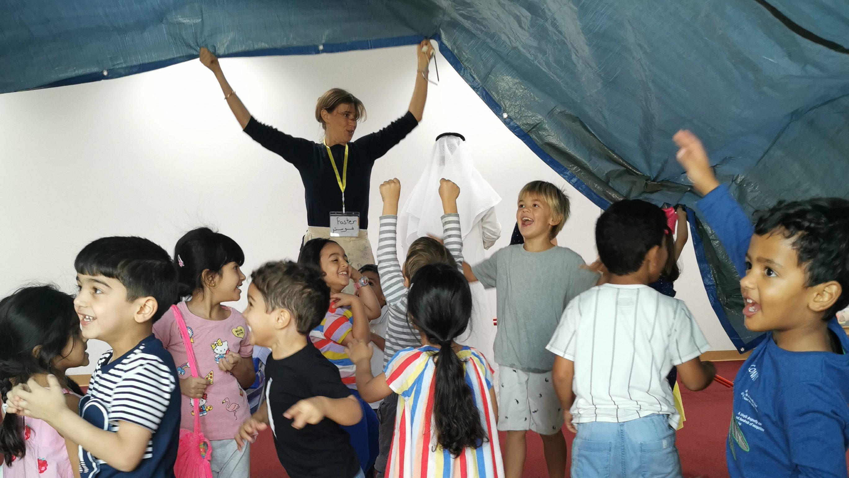Empathy In Action How Teachers Prepare >> Academyati Preschool In Qatar Shows How To Teach Empathy