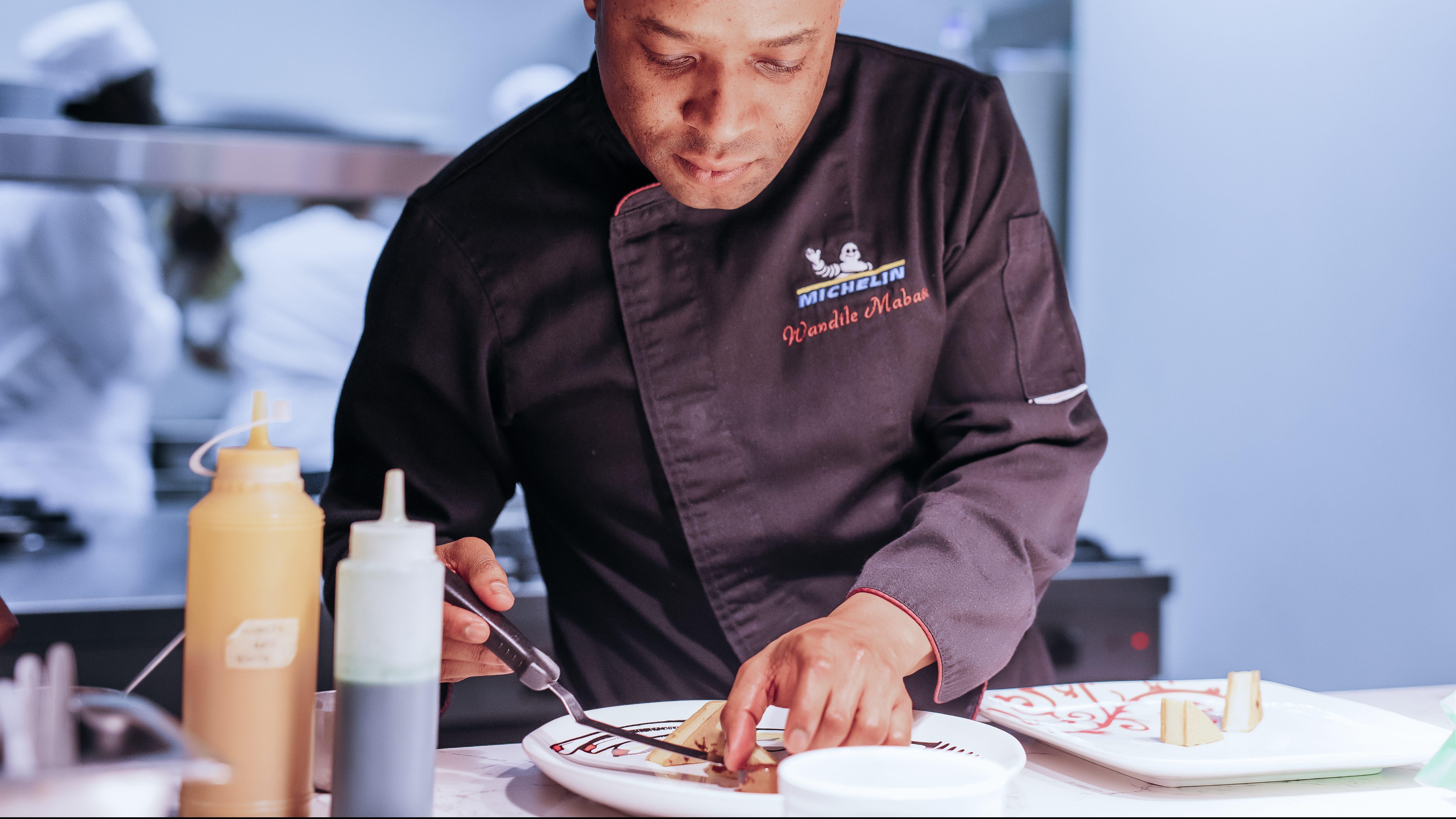 Chef Wandile Mabaso