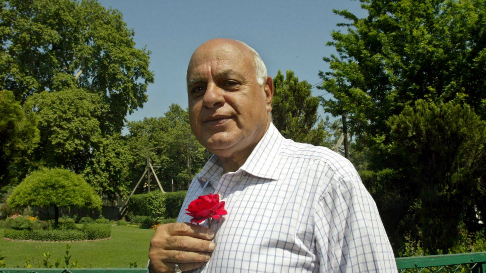 Farooq Abdullah once defended India amid global backlash on Kashmir. Now, he has to defend himself