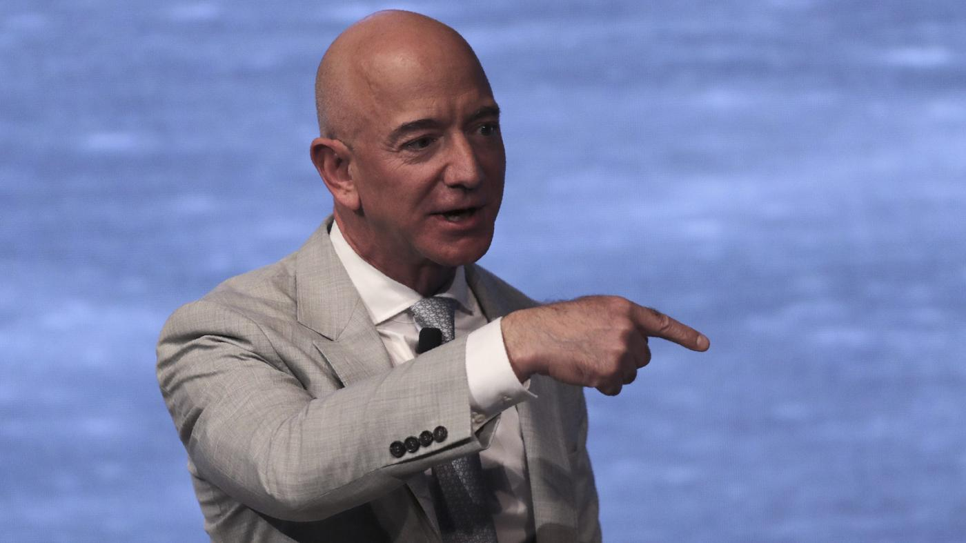 Even Jeff Bezos can't afford to ignore his employees' climate-change demands