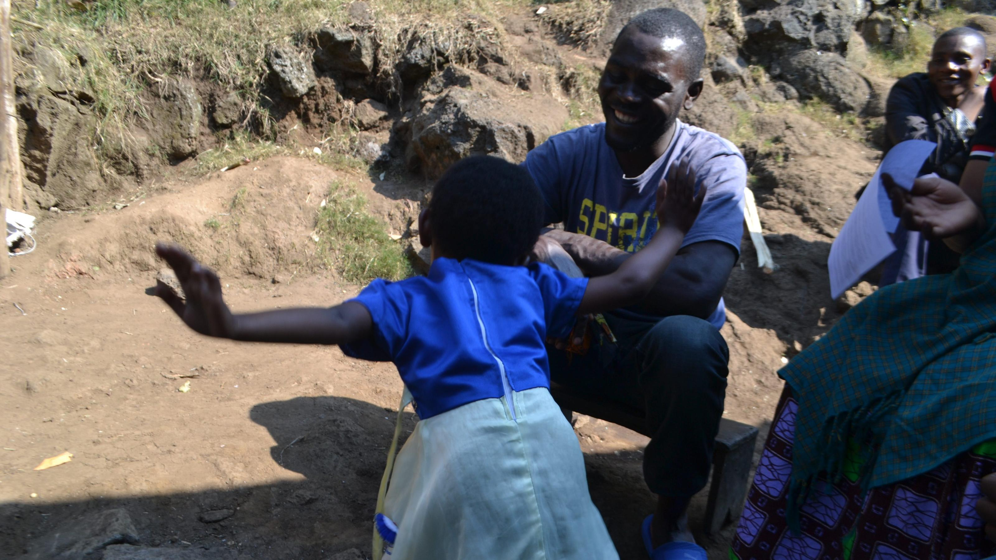 Rwanda's plan to reduce poverty by harnessing fathers' love
