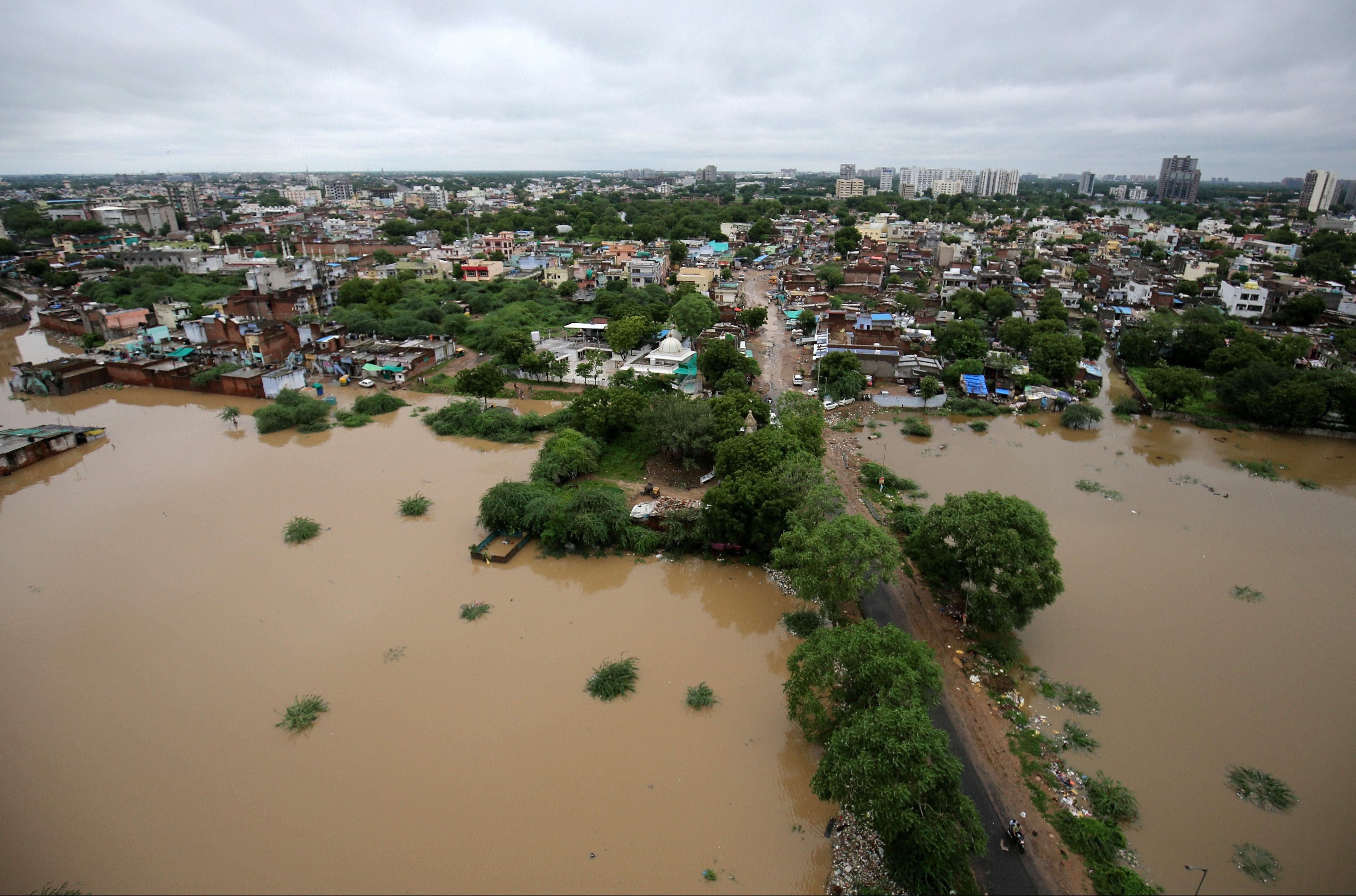 Destruction of India's Western Ghats causing devastating floods