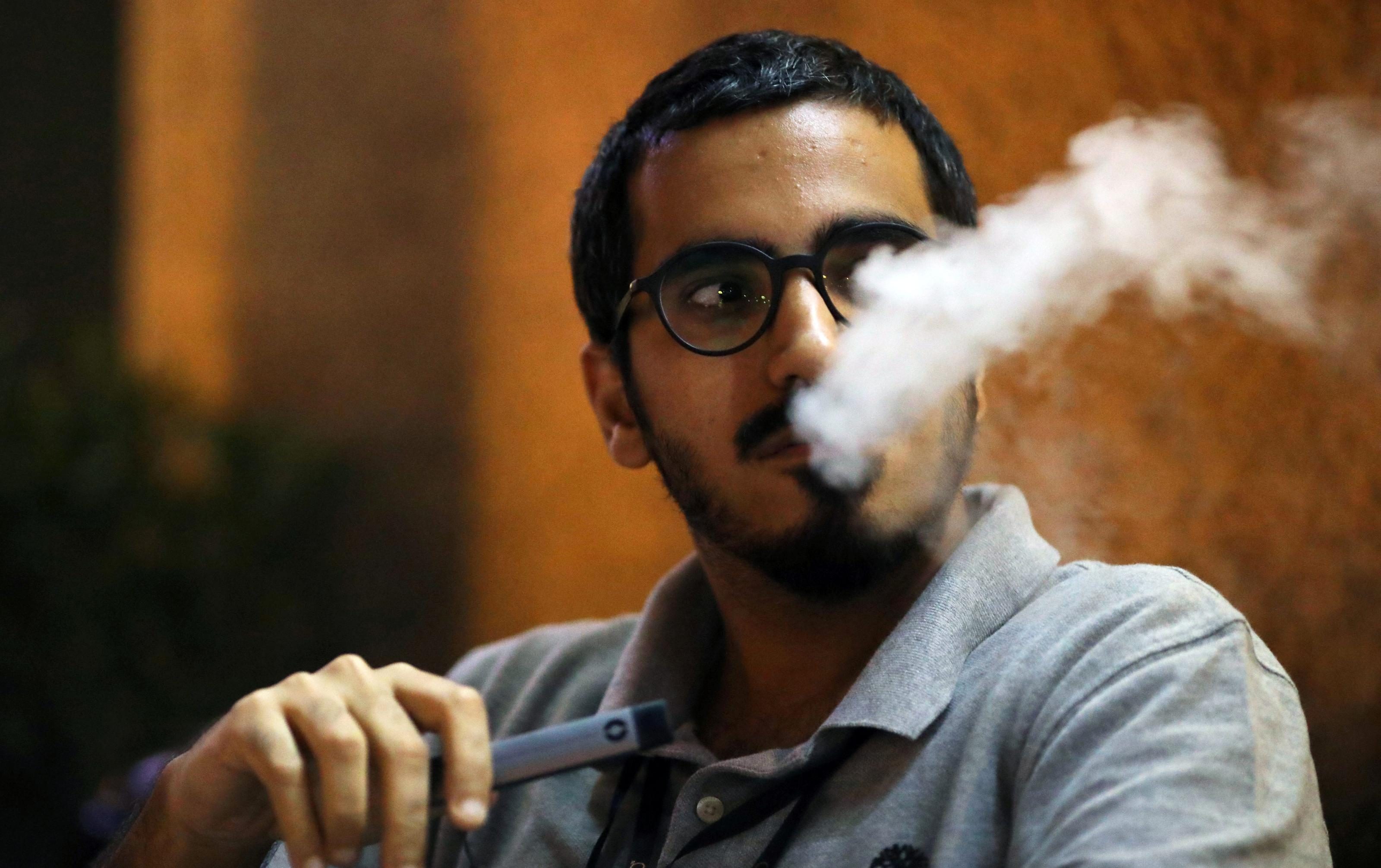 India's ban on vaping has little to do with health impact
