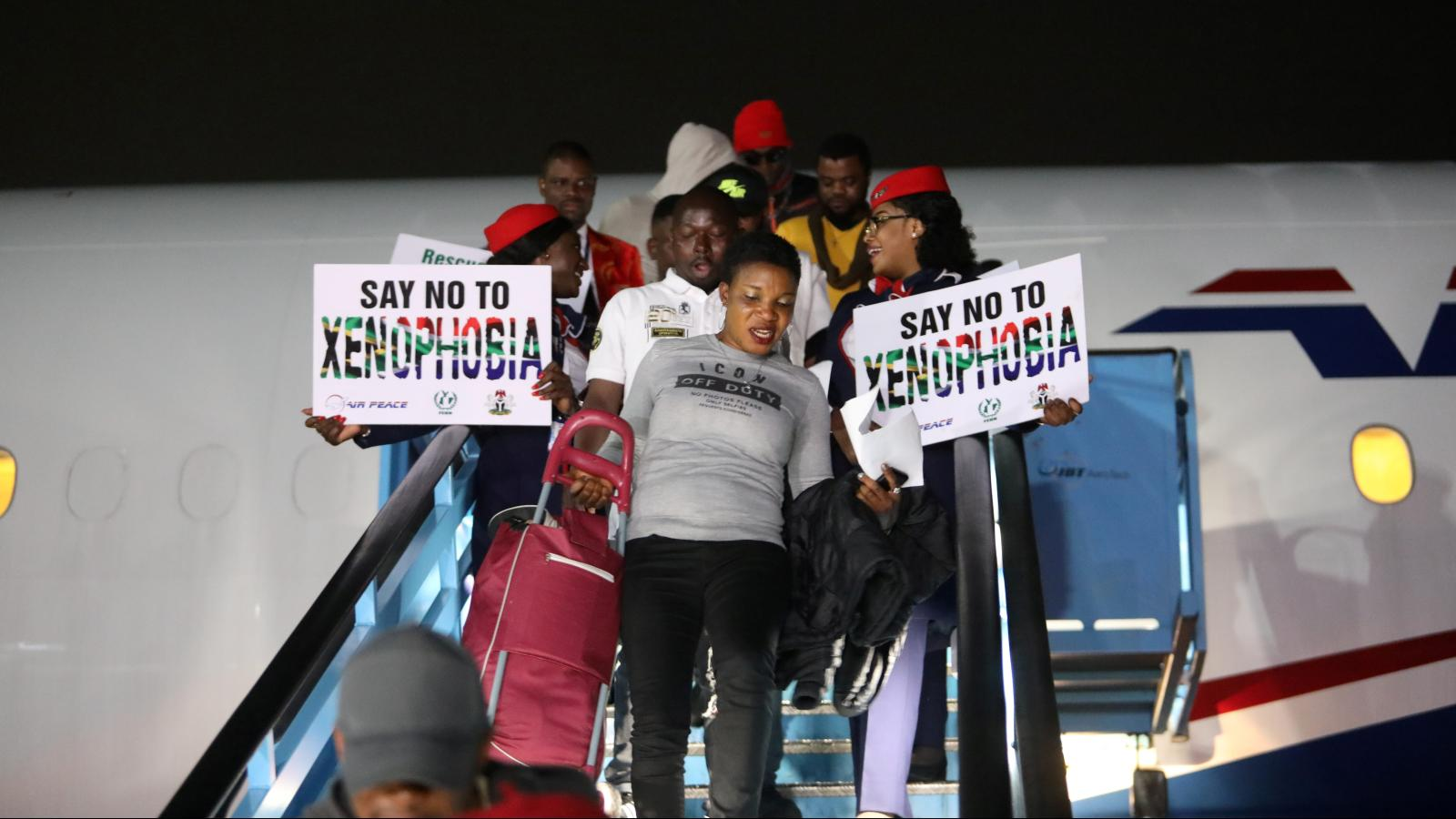 Xenophobia Reasons