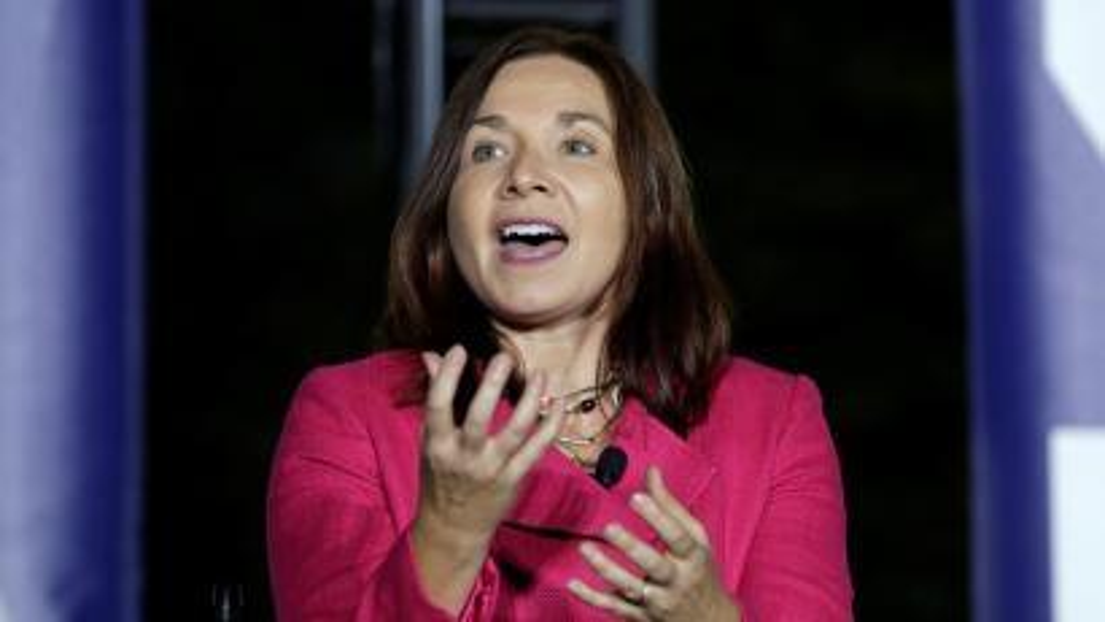 Climate scientist Katharine Hayhoe