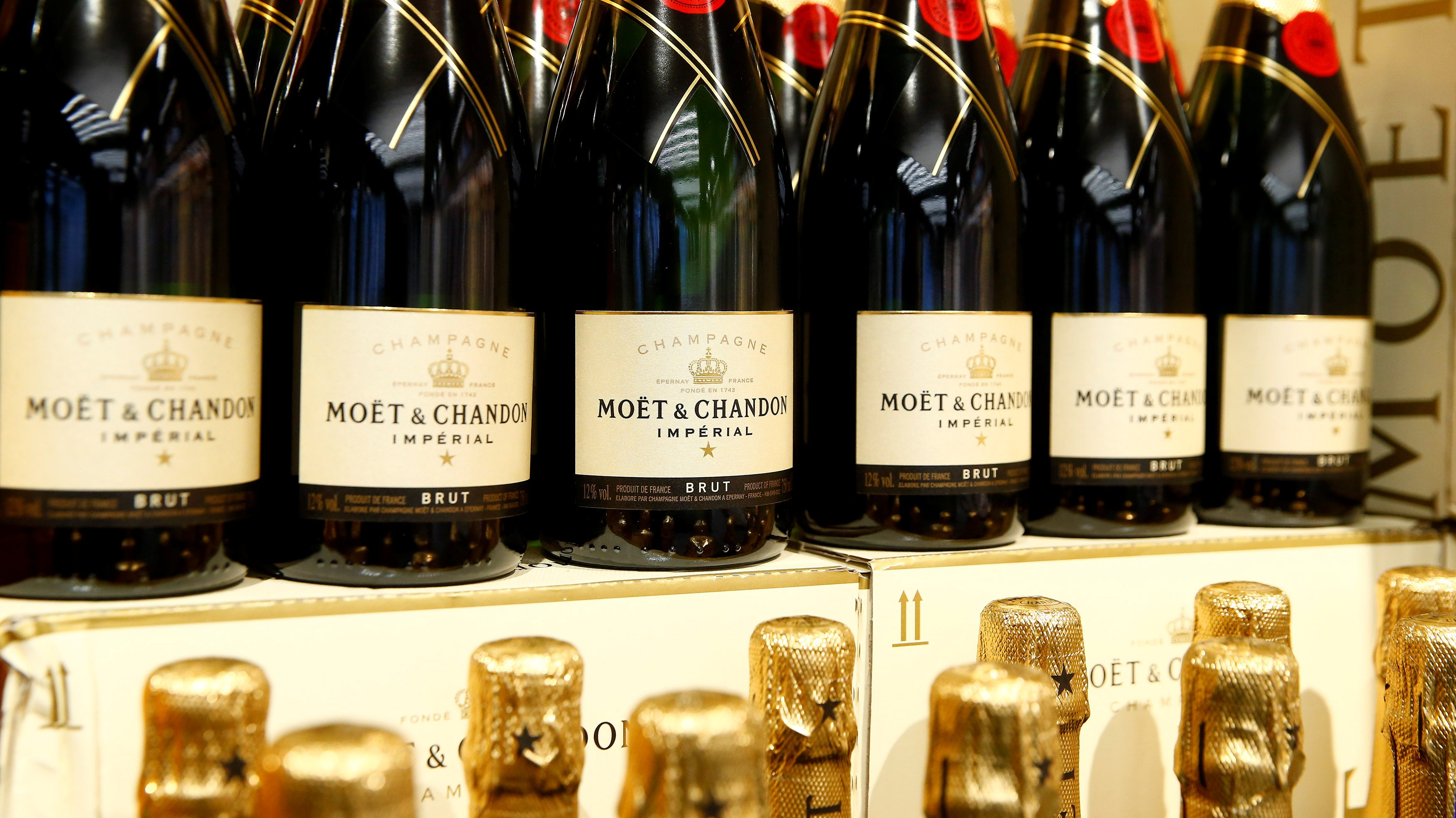 Airbus' subsidies could lead to pricier European champagne, olive oil, and cheese in the US
