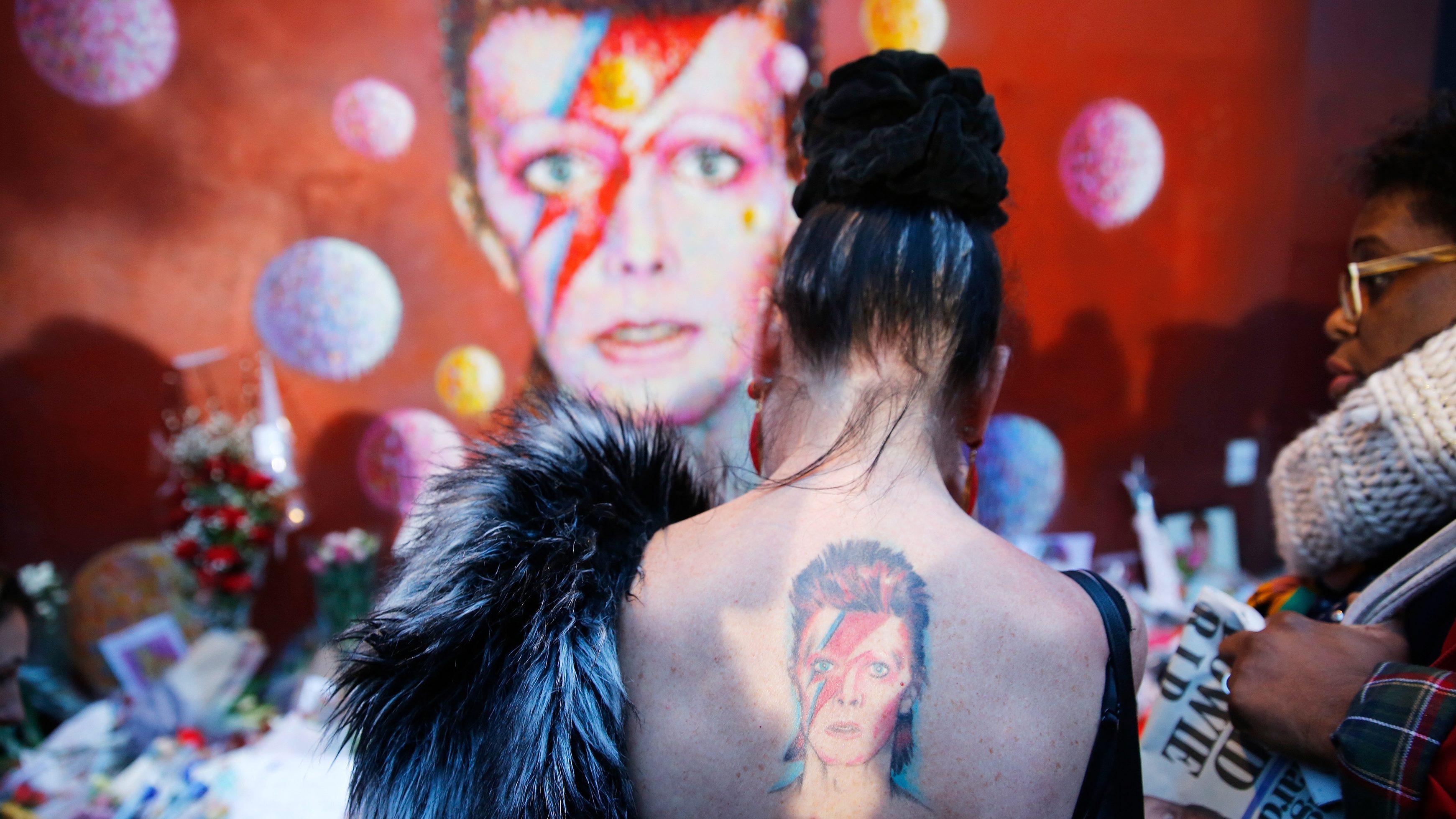 "David Bowie features in New School's ""Night of Philosophy"""