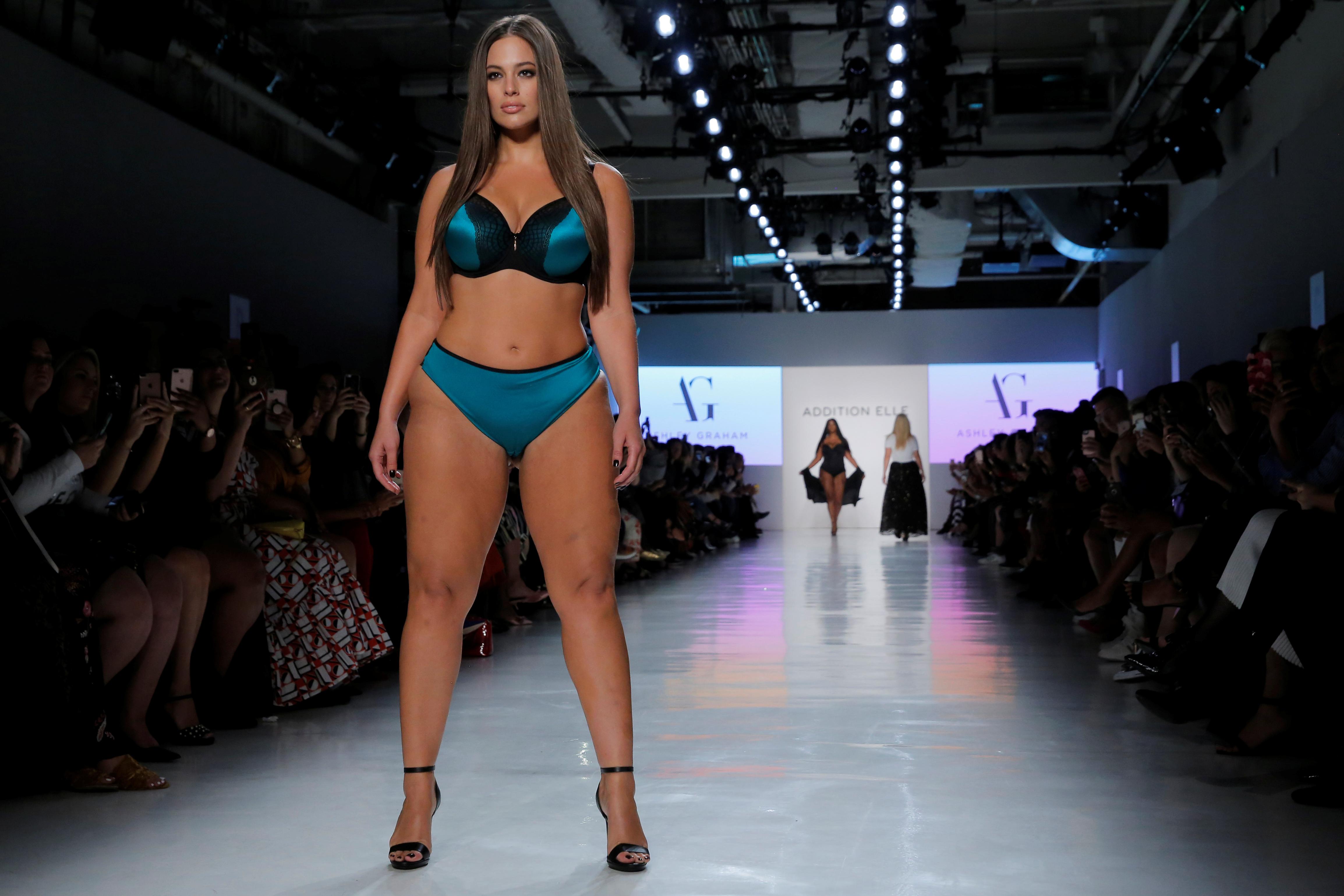 Nyfw S Plus Sized Model Underrepresentation Is Getting Worse Quartz