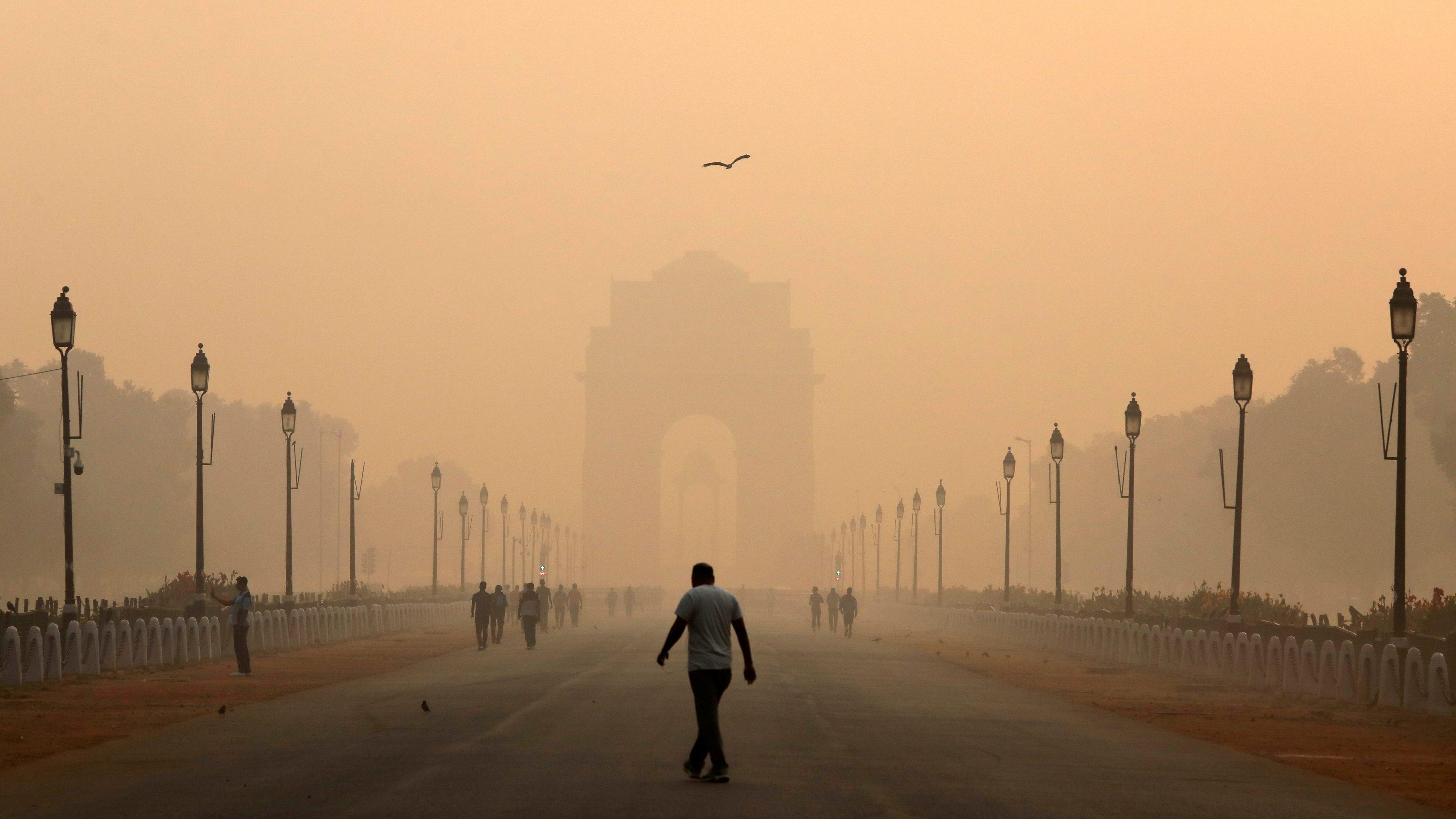 India's pollution hurting Pakistan, Bangladesh, Nepal, Sri Lanka