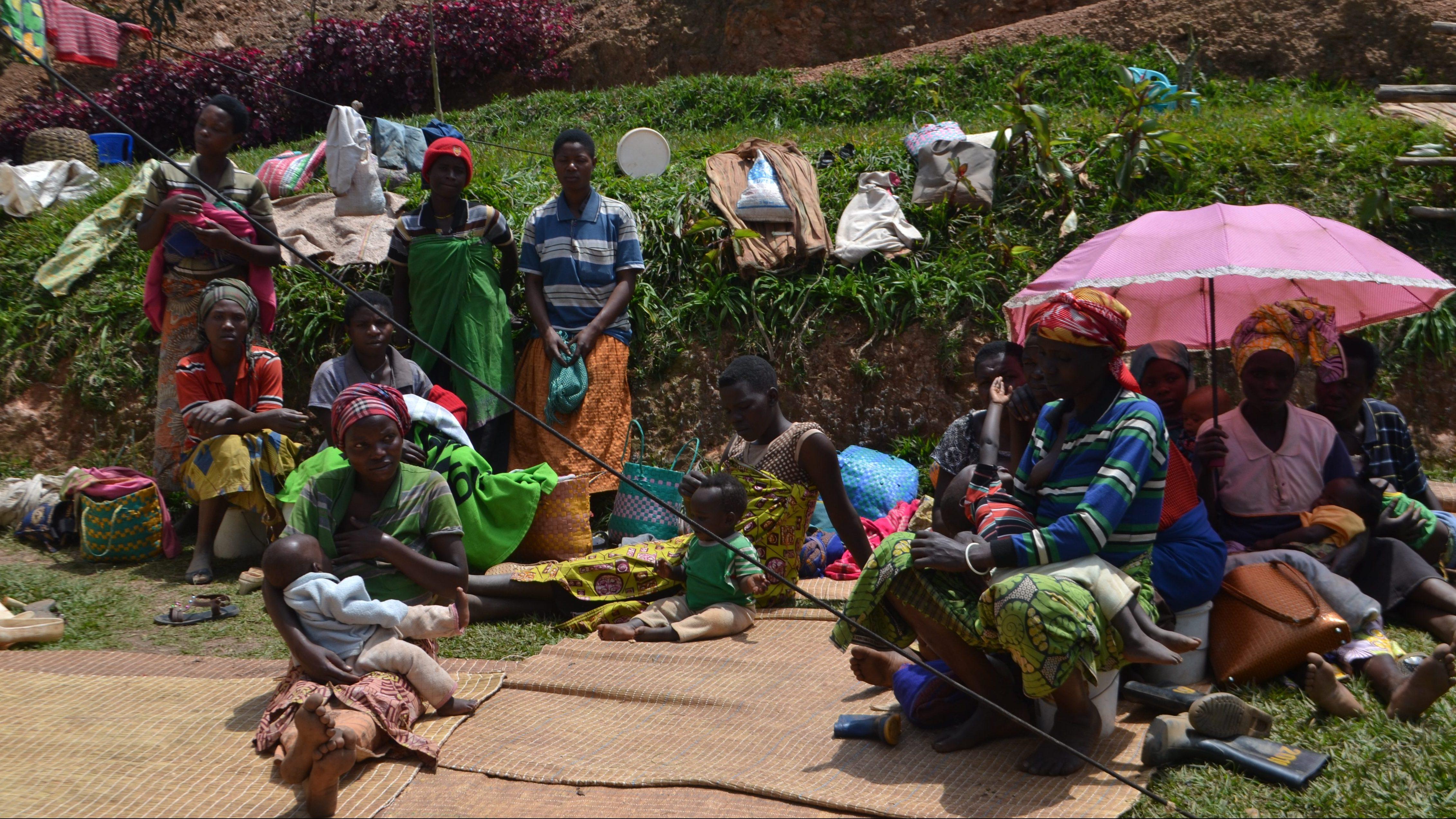 Sorwathe childcare center in Rwanda