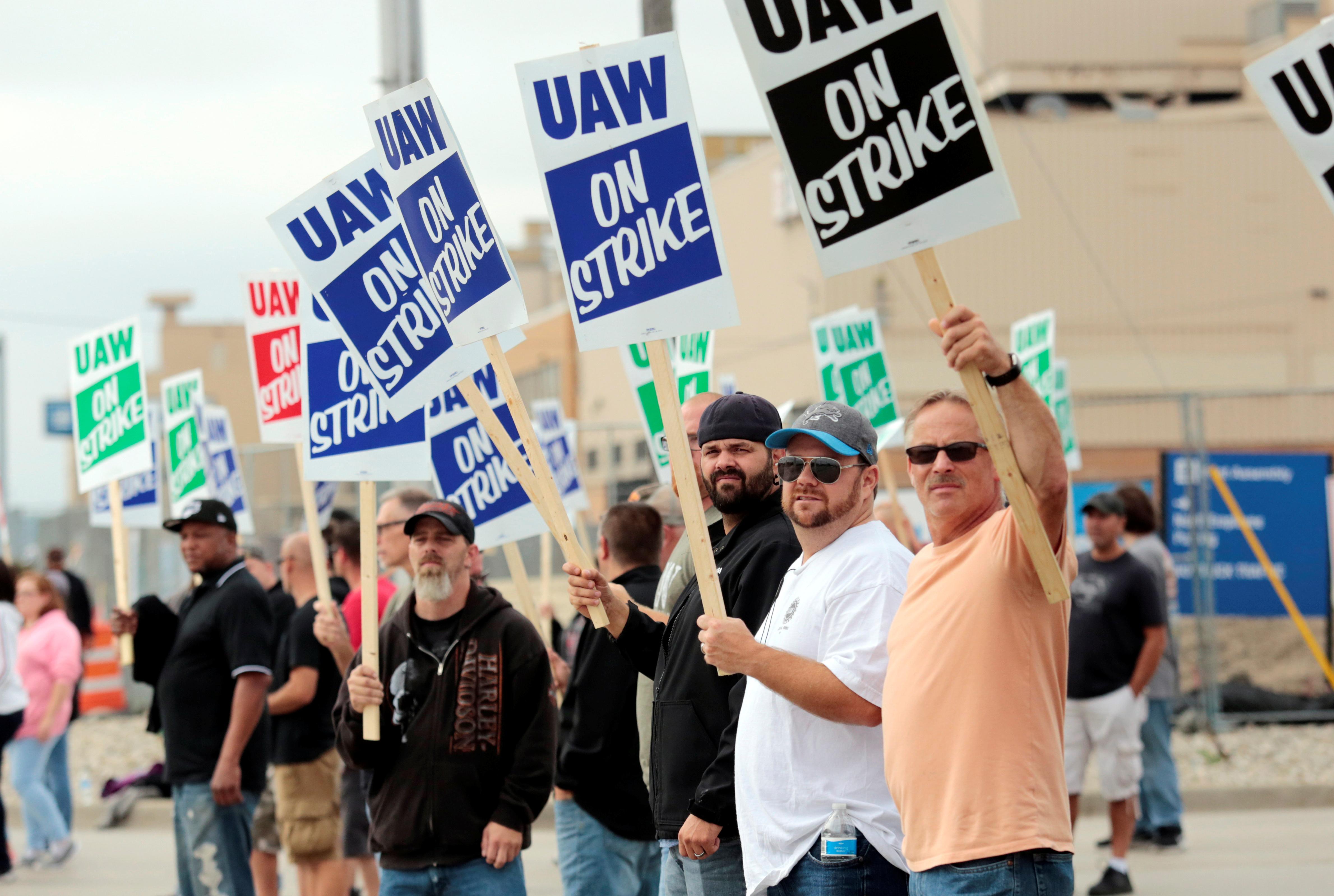 UAW Strike