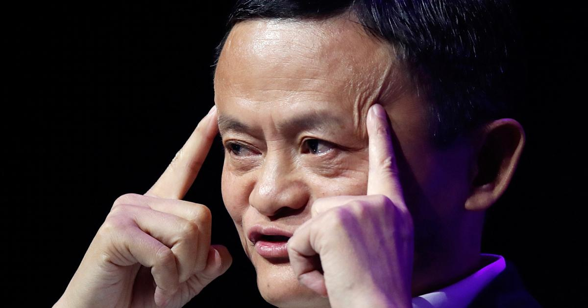 Image of article 'Jack Ma's absence is stirring uneasy memories of a series of disappeared Chinese tycoons'