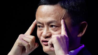 Founder and Chairman of Chinese internet giant Alibaba Jack Ma is thinking ahead.
