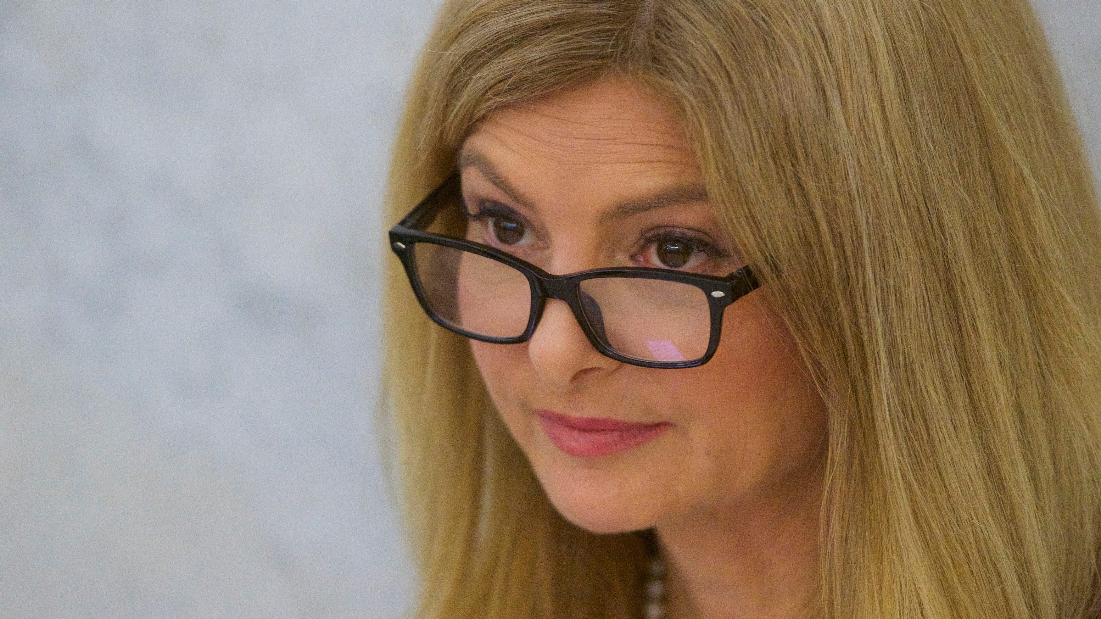 Lisa Bloom in 2018