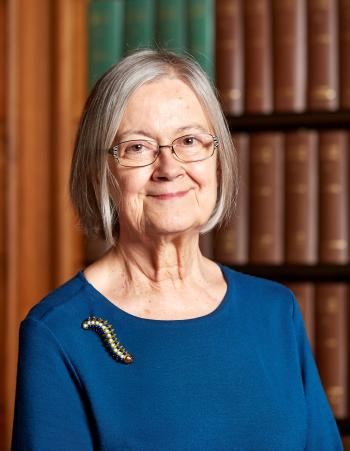 Brenda Hale, president of the UK Supreme Court