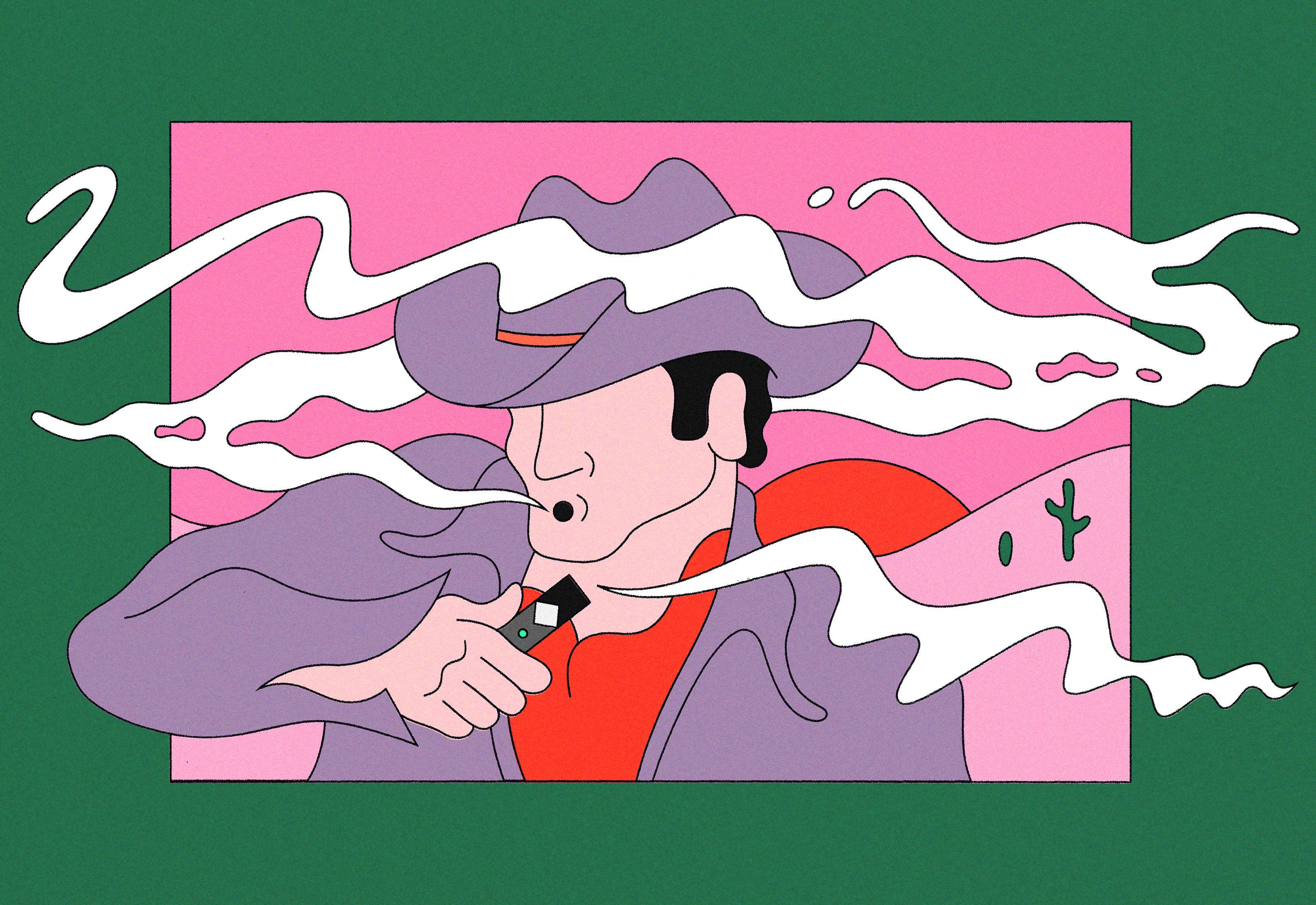 How vaping is reinventing smoking in the 21st century — Quartz
