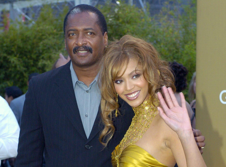 Beyonce Knowles, Mathew Knowles
