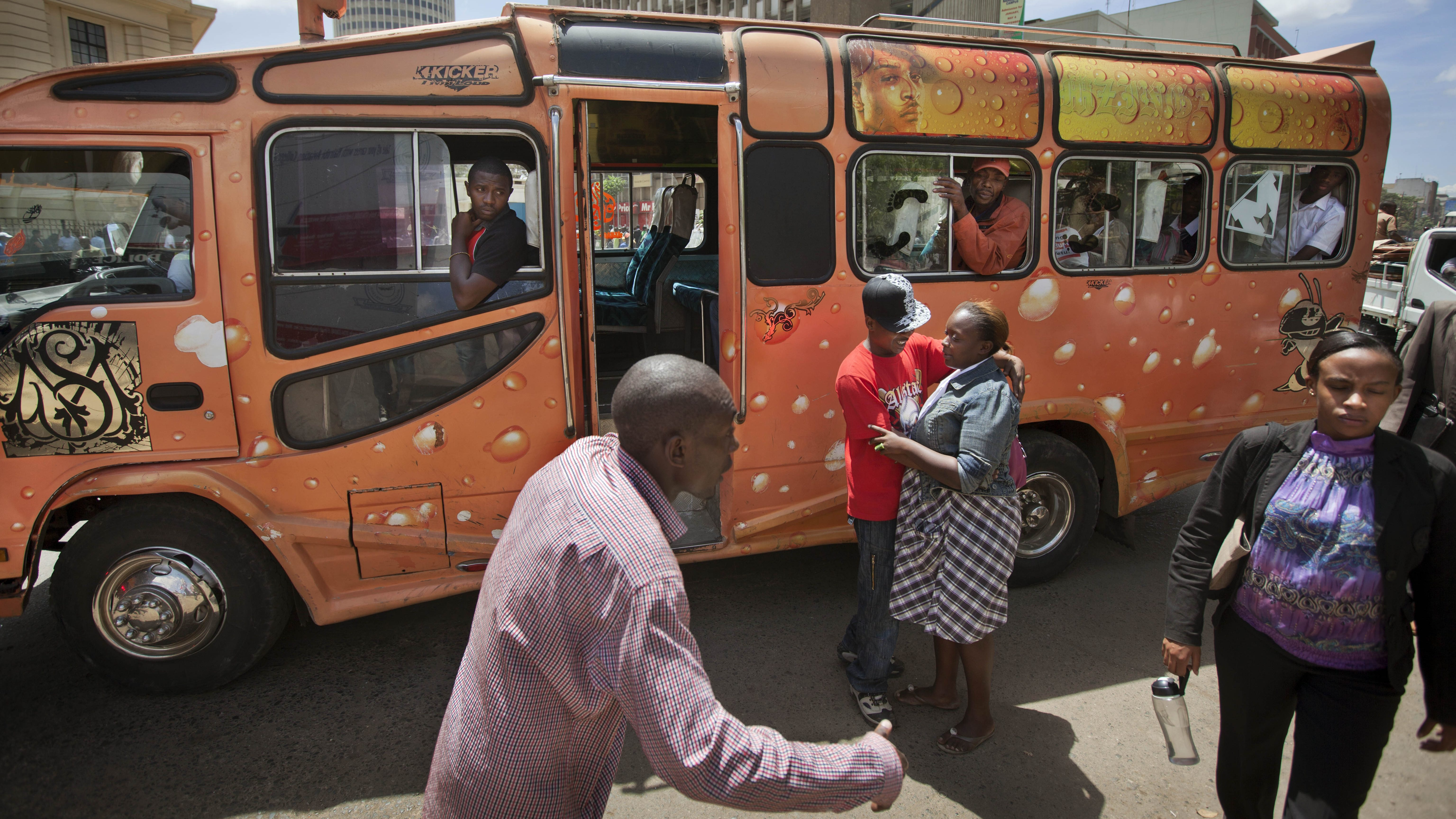 SWVL, Little buses stopped from operating in Kenya