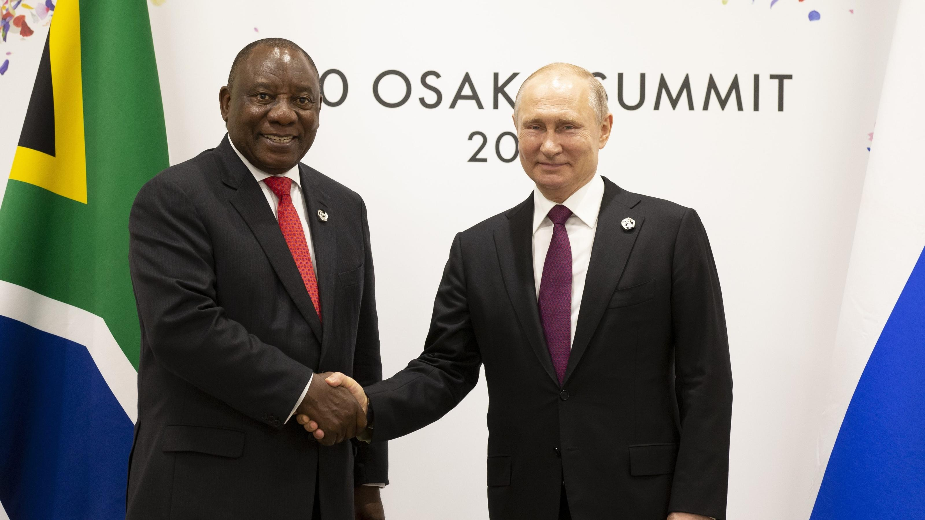 Russia-Africa summit marks growing influence with presidents