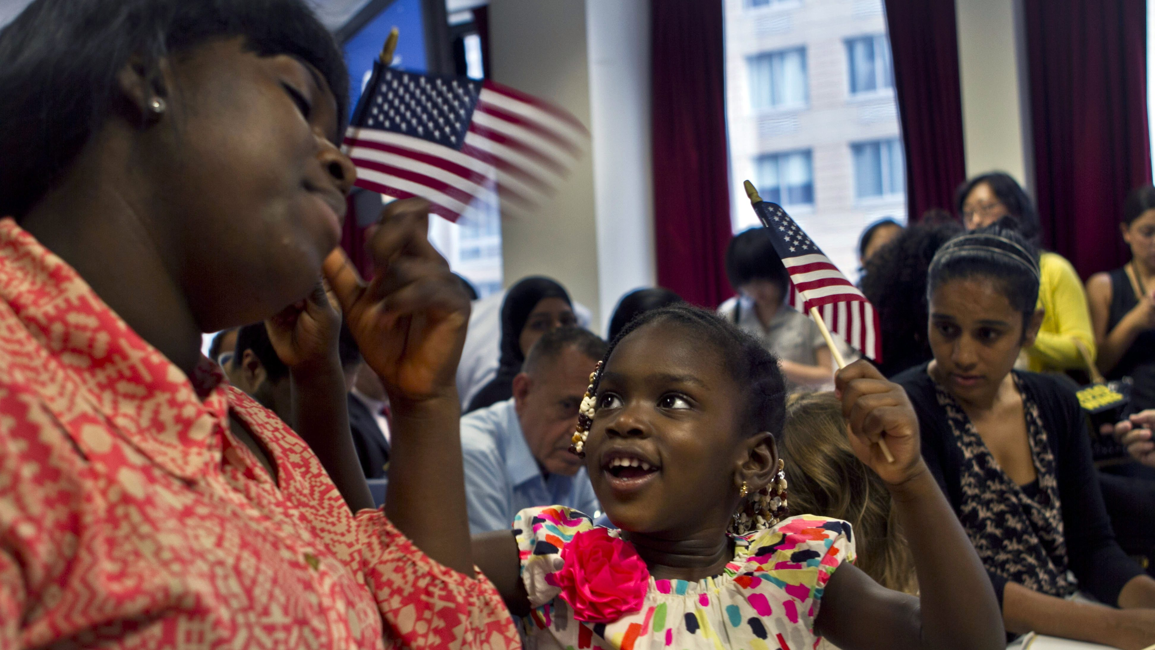 Despite Trump, African immigration is fastest rising to USA