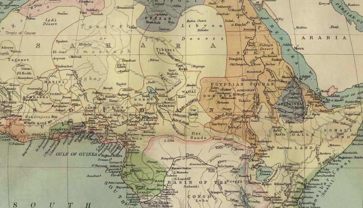 How many African countries got their names — Quartz Africa