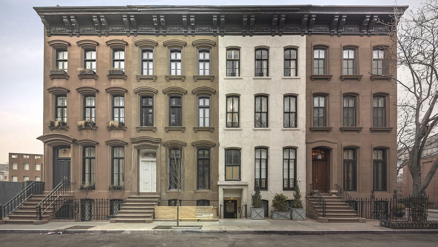 Four Buildings-Marc Yankus 2017