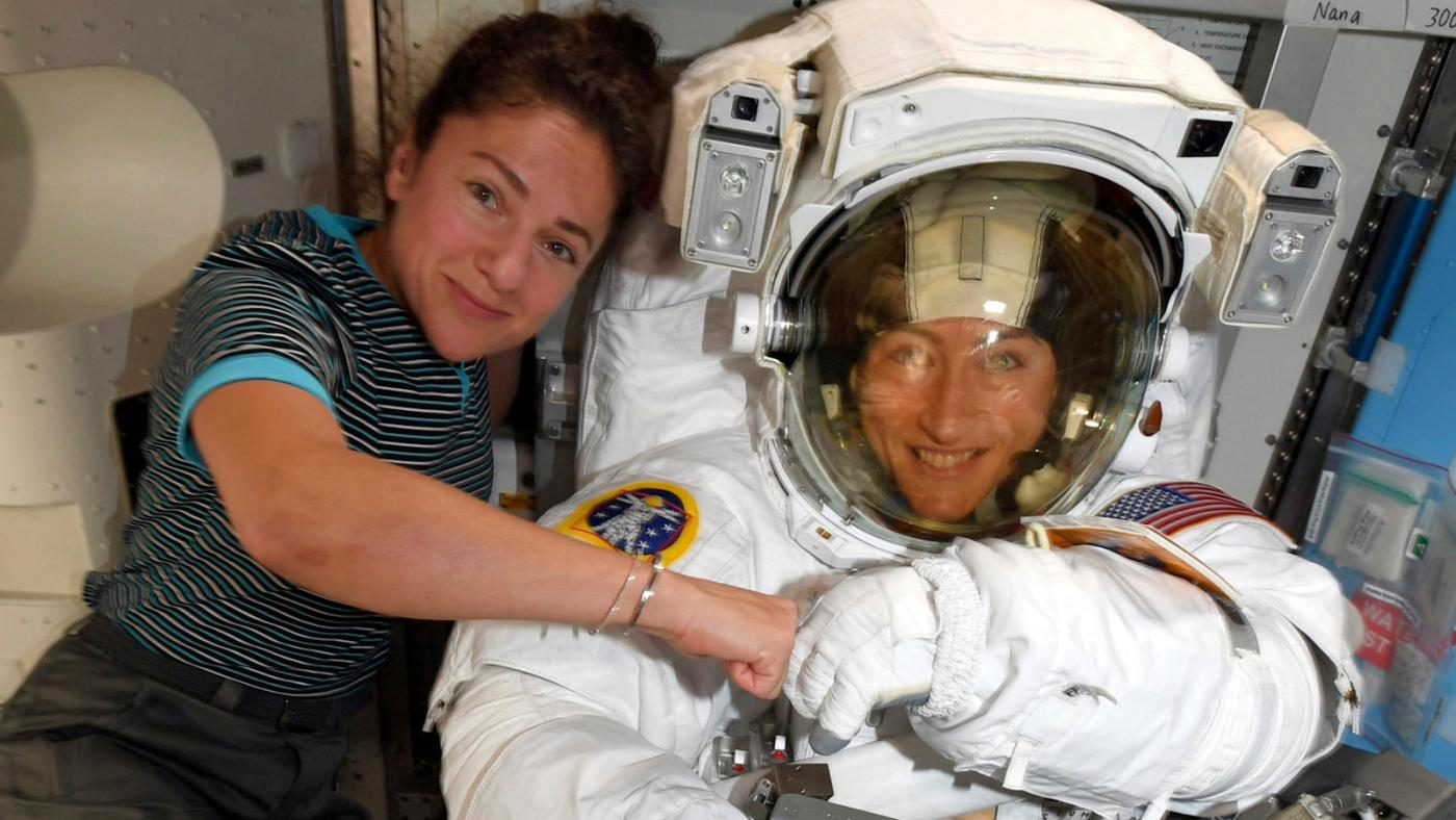 The metaphorical power of NASA's first all-women spacewalk