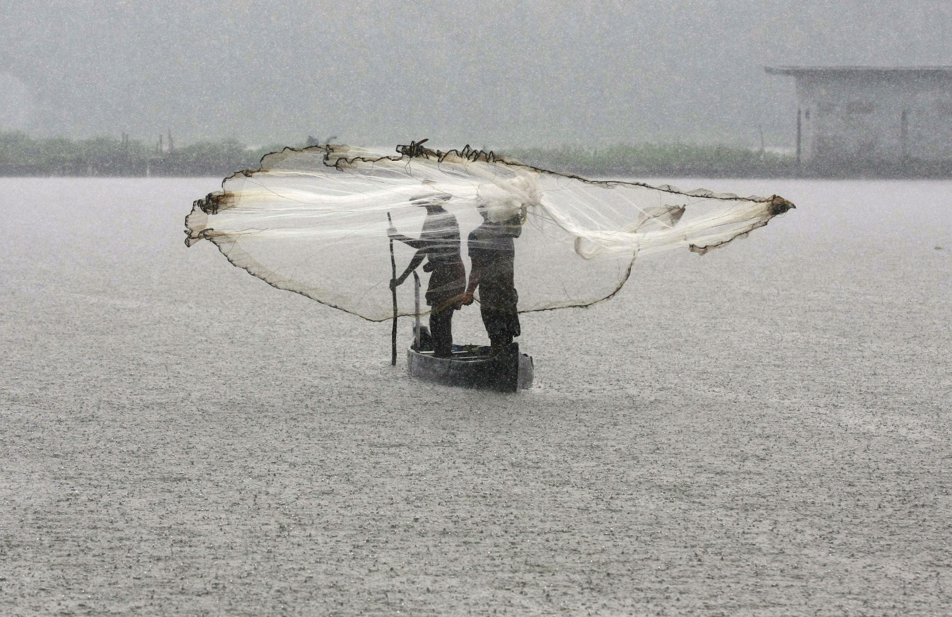 India's deploying space tech to protect fishermen during cyclones