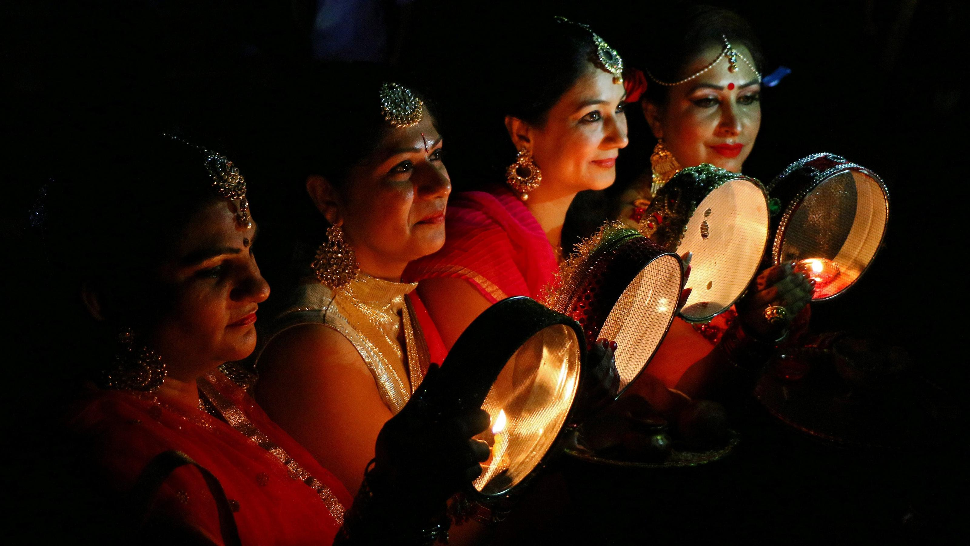 Karva Chauth's sexist web isn't easy to escape in India