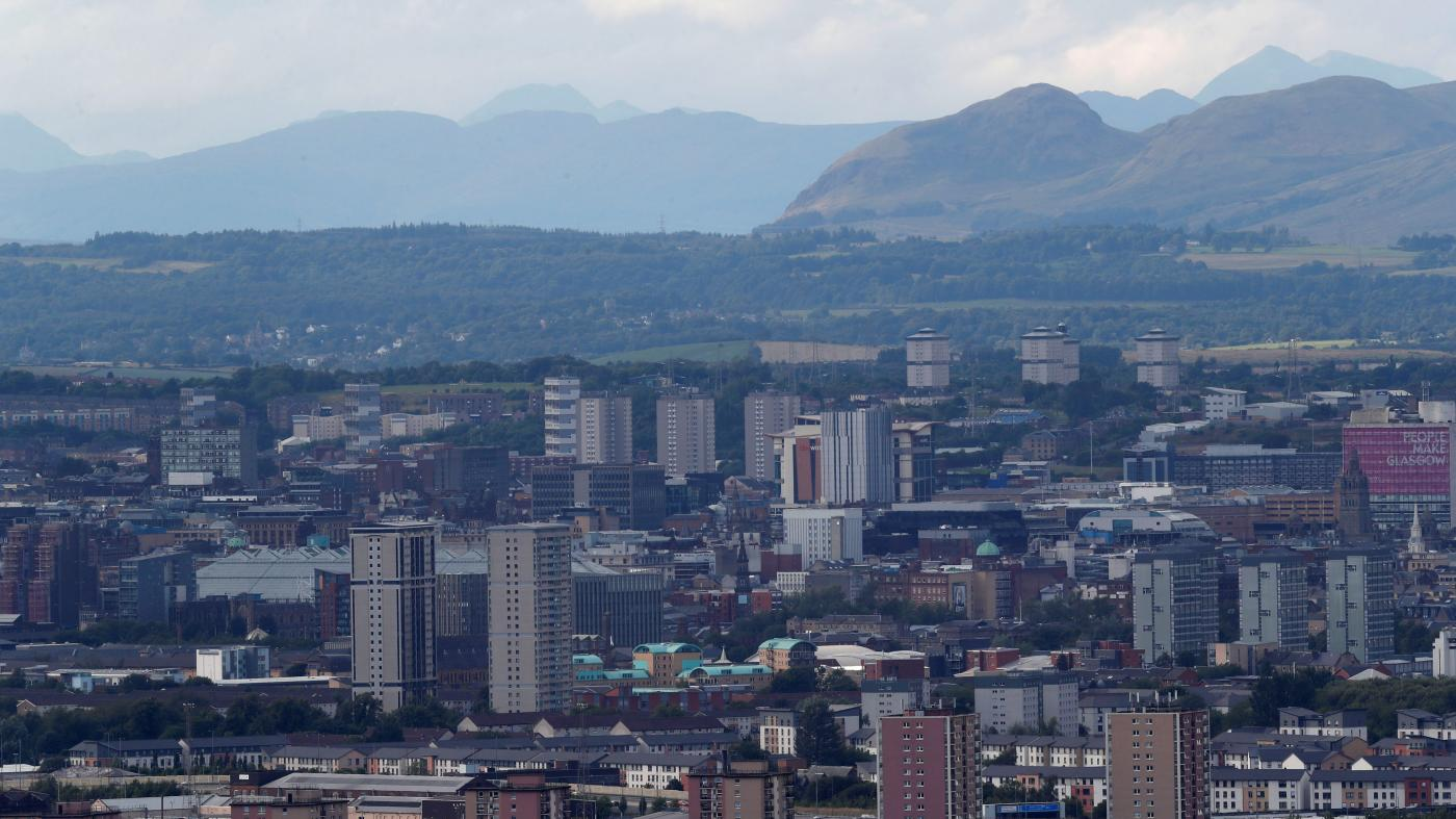 The Scottish city trying to make urban living less miserable