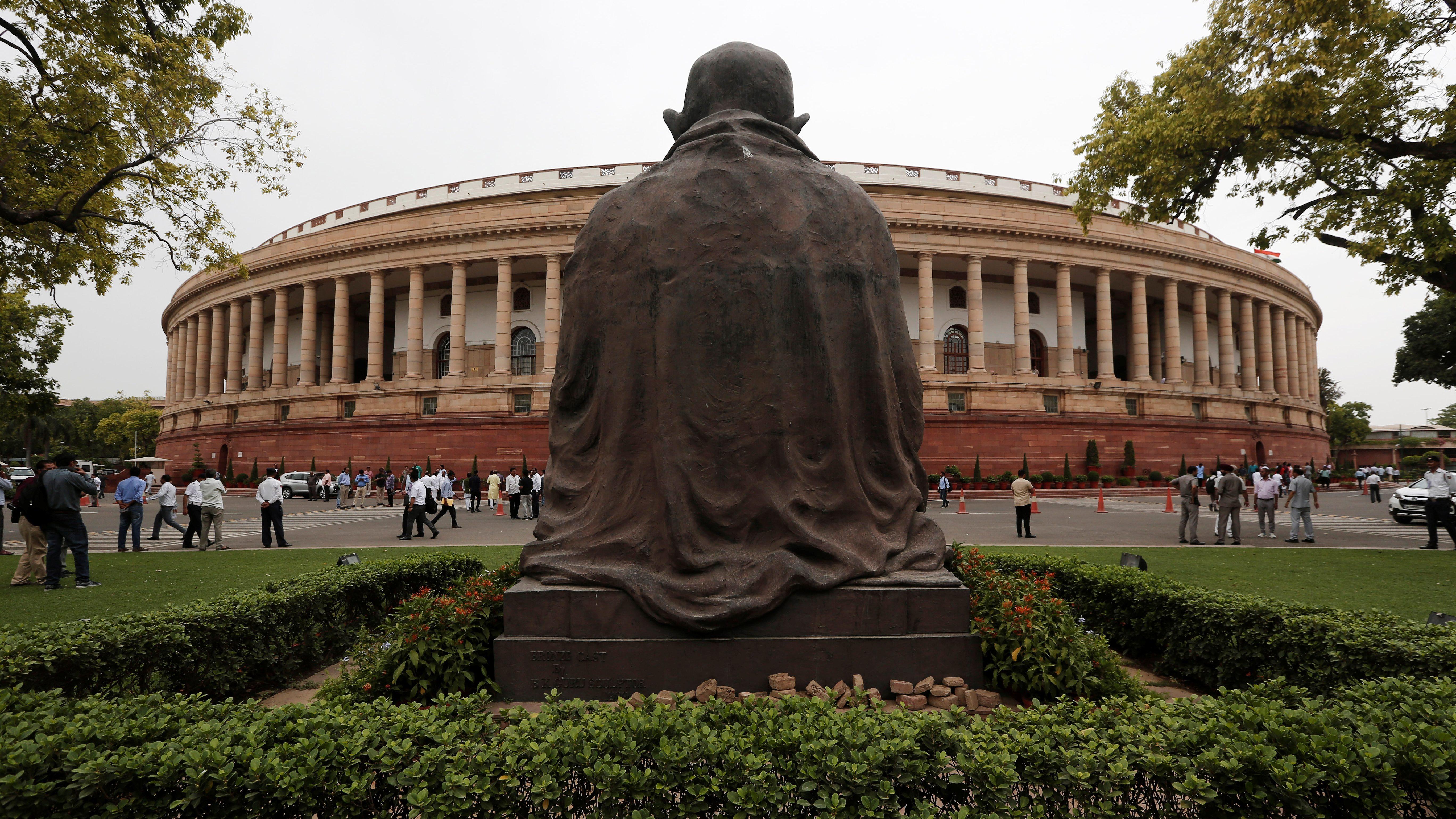 Modi wants to revamp Delhi but so did the Pandavas, Tughluq