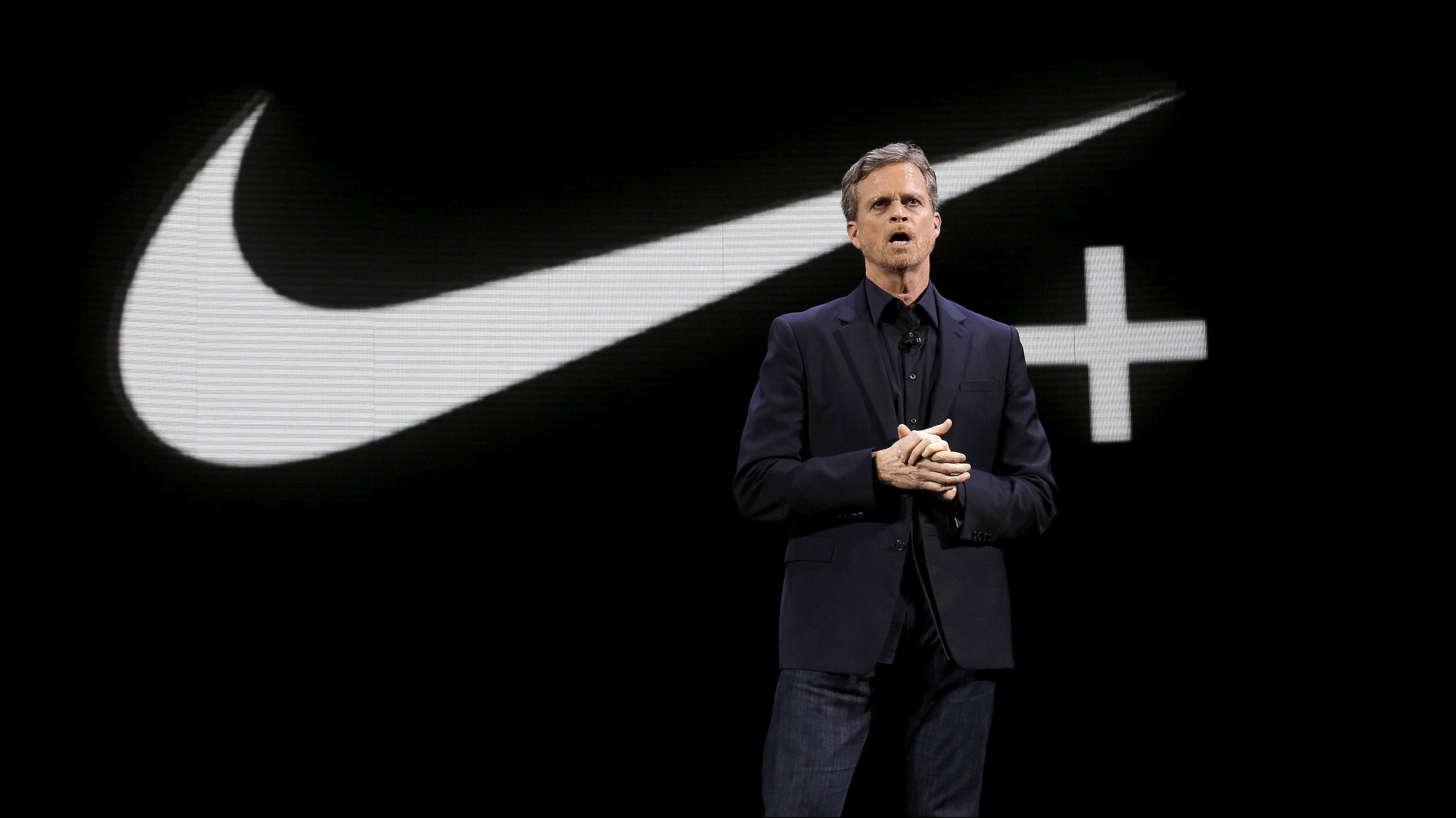 ordine alta moda migliori scarpe da ginnastica Tech exec John Donahoe to replace Mark Parker as Nike CEO — Quartz