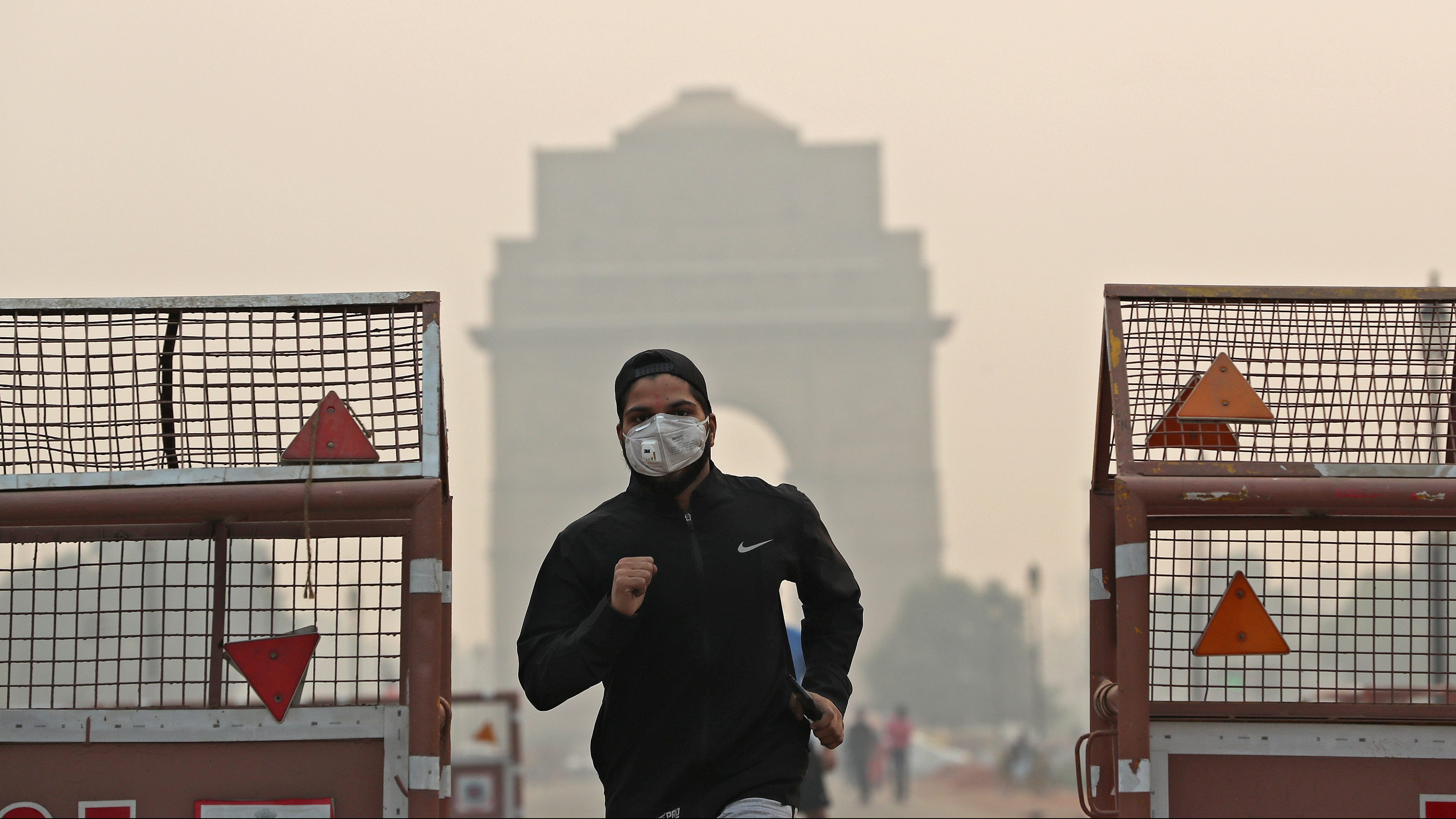 Image result for delhi air quality less