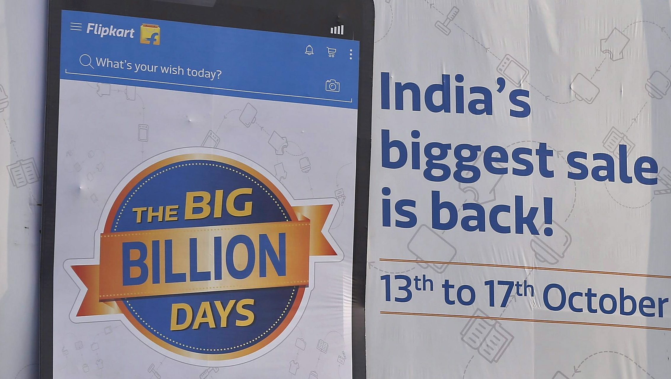 How Flipkart's Big Billion Day, Amazon's Great India Festival did