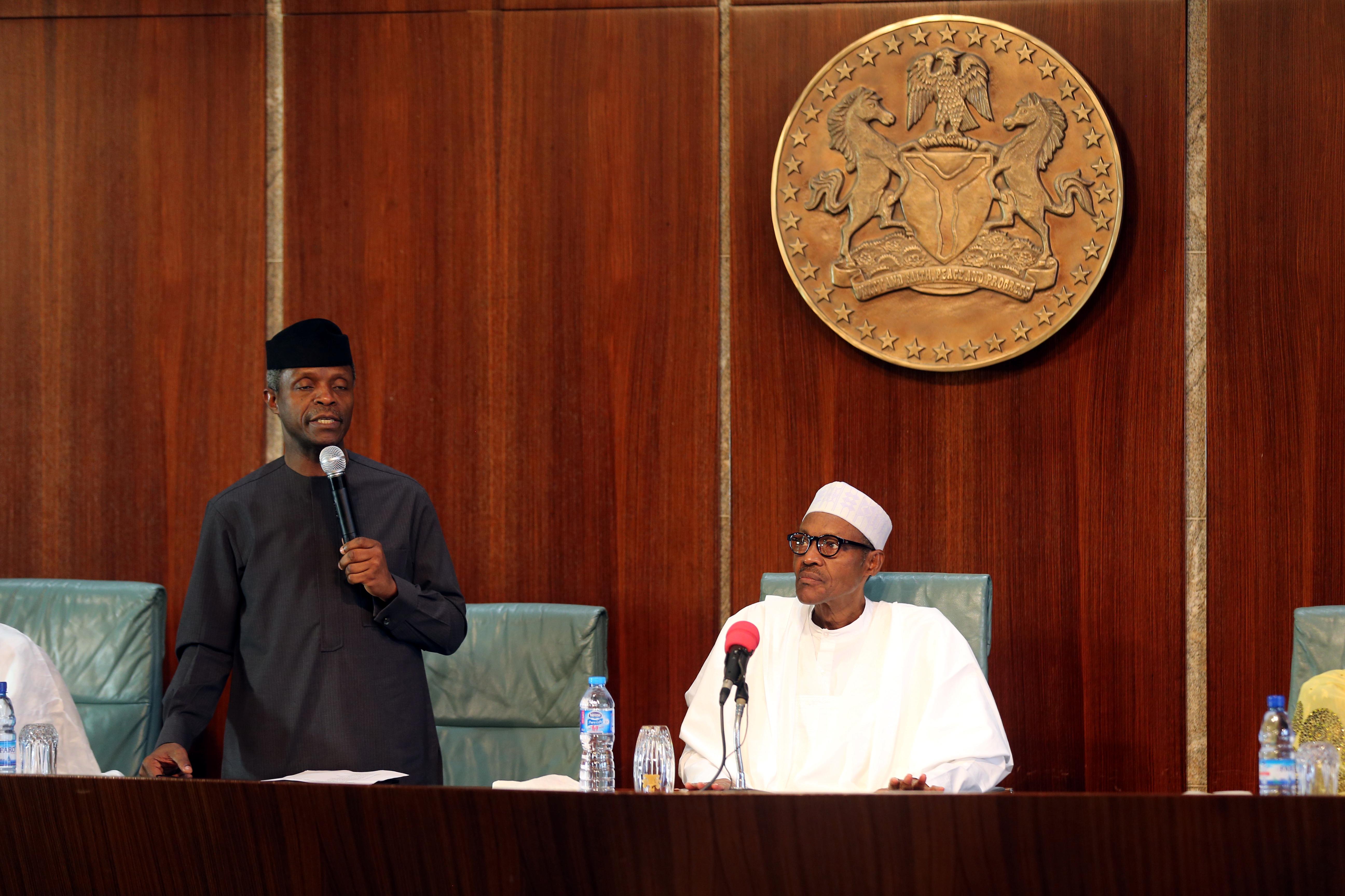 Nigeria elections: Buhari denies third term bid