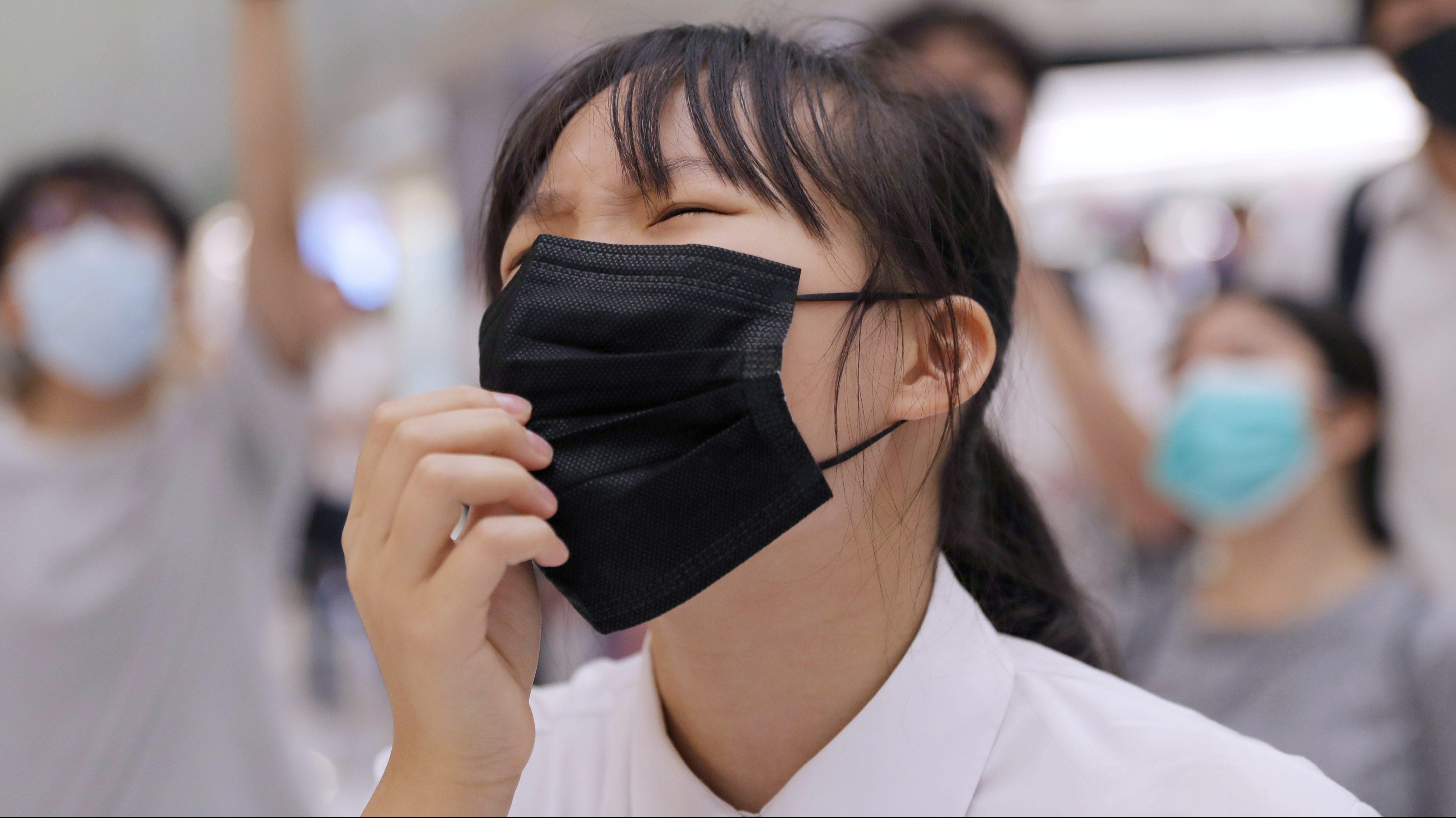 Law Powers Colonial Hong Kong Anti-mask Uses Quartz Era — Emergency